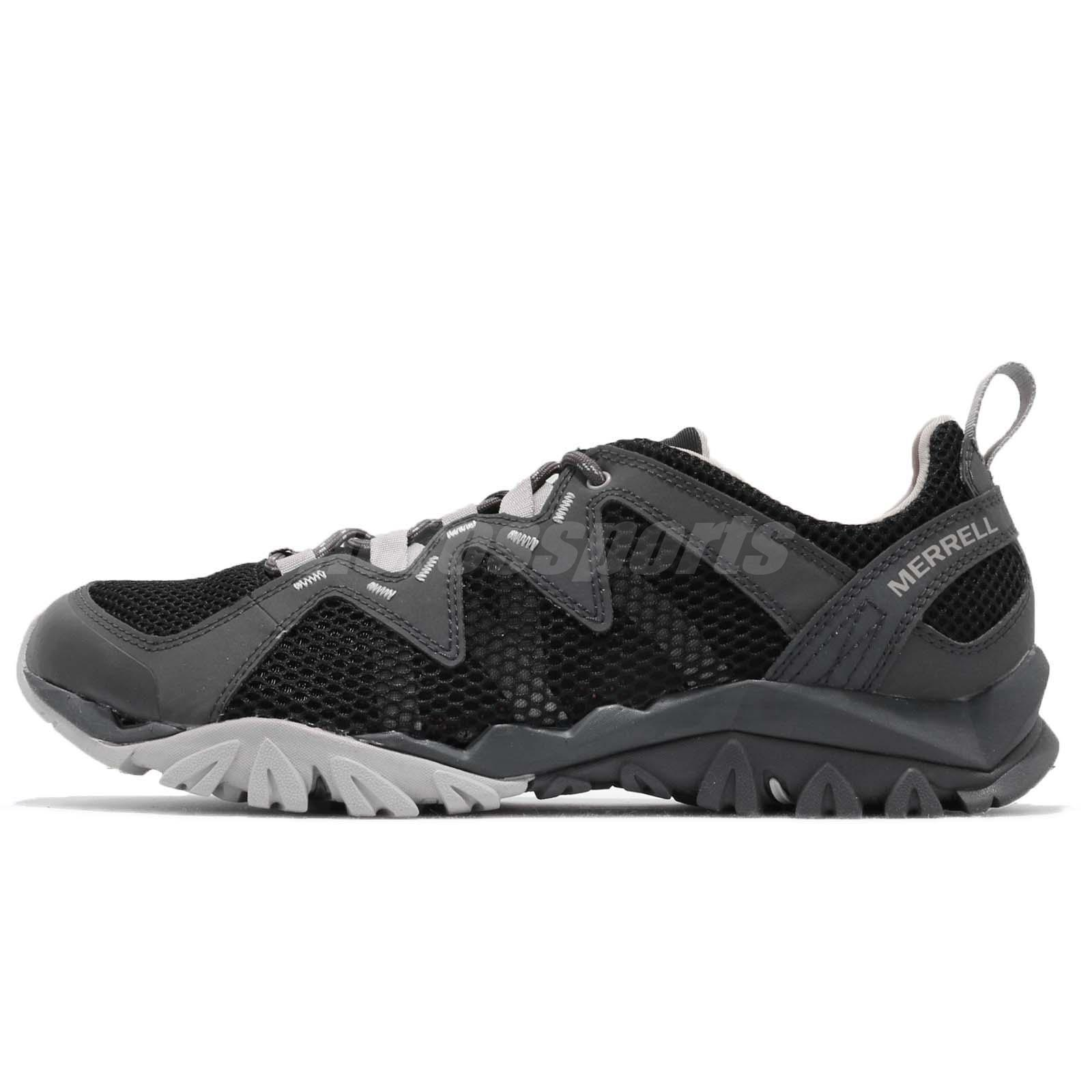 new high save off save off Details about Merrell Tetrex Rapid Crest Black Grey Men Outdoors Hiking  Water Shoes J12853