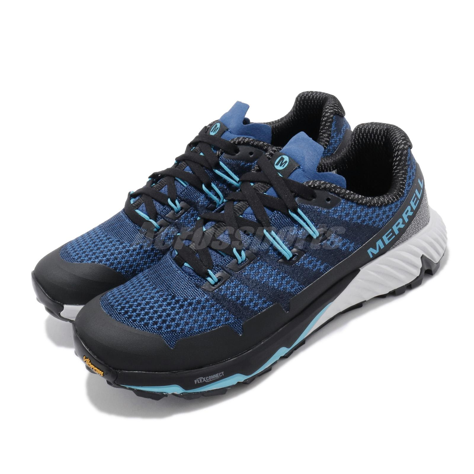 best value convenience goods the cheapest Details about Merrell Agility Peak Flex 3 Cobalt Blue Mens Trail Running  Shoes ML16607