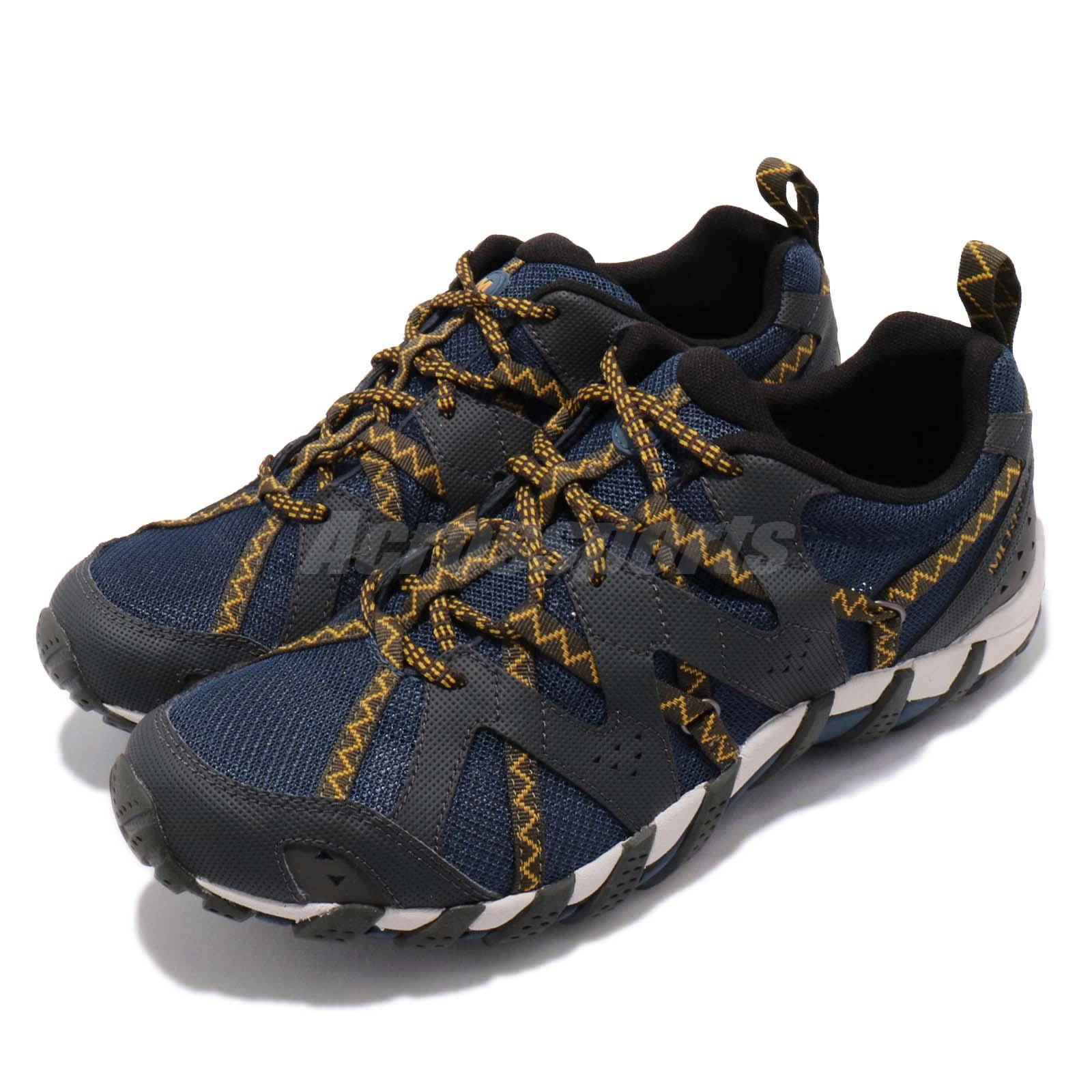 490391a99a22 Merrell Waterpro Maipo 2 Blue Wing Yellow White Men Outdoors Water ...