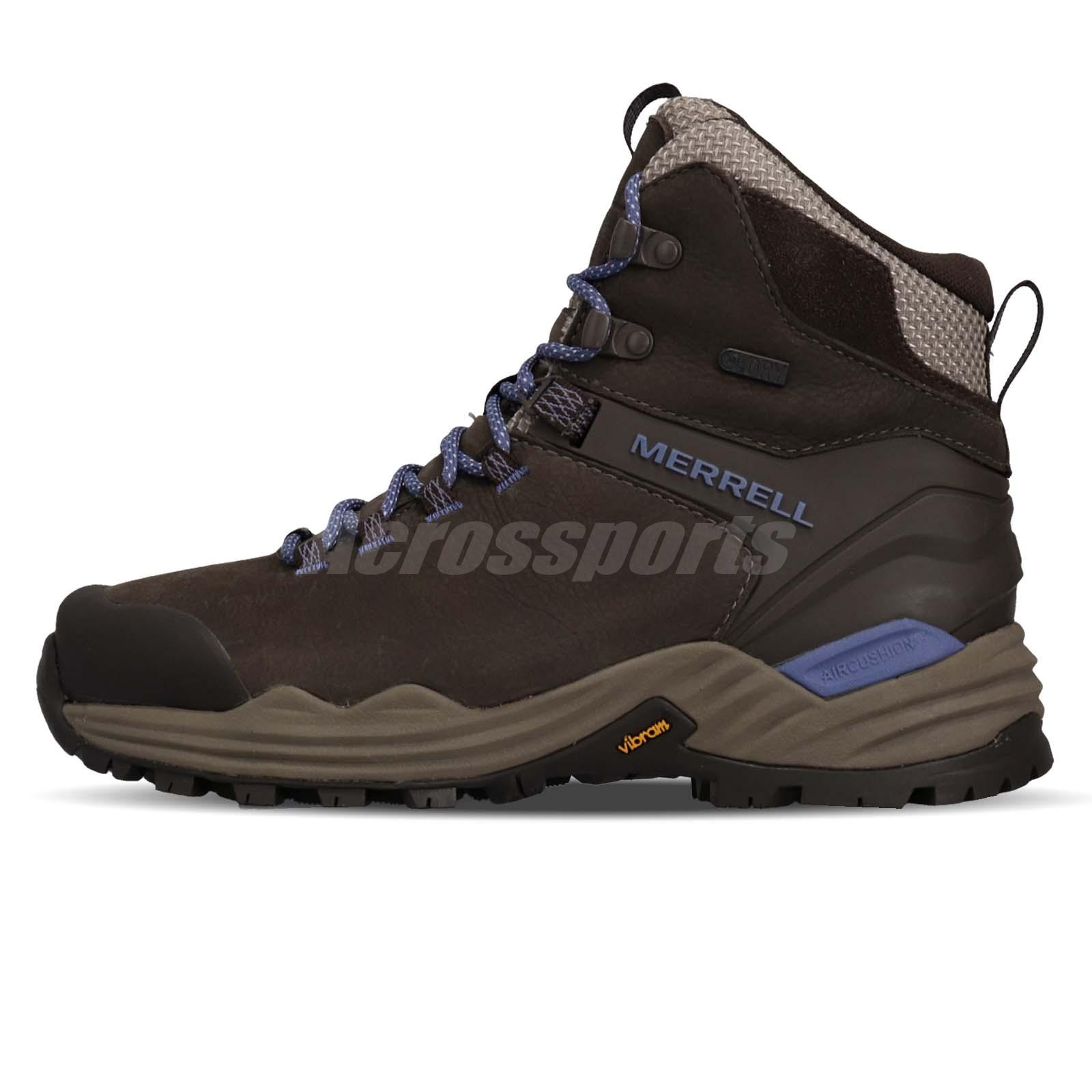 0f981f6528 Details about Merrell Phaserbound 2 Tall Waterproof Boulder Women Outdoors  Shoes Boots J52488