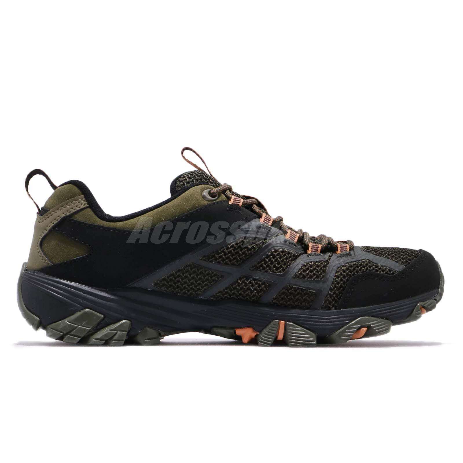 4212d266352 Details about Merrell Moab FST 2 GTX Gore-Tex Olive Adobe Men Outdoors  Hiking Shoes J77447