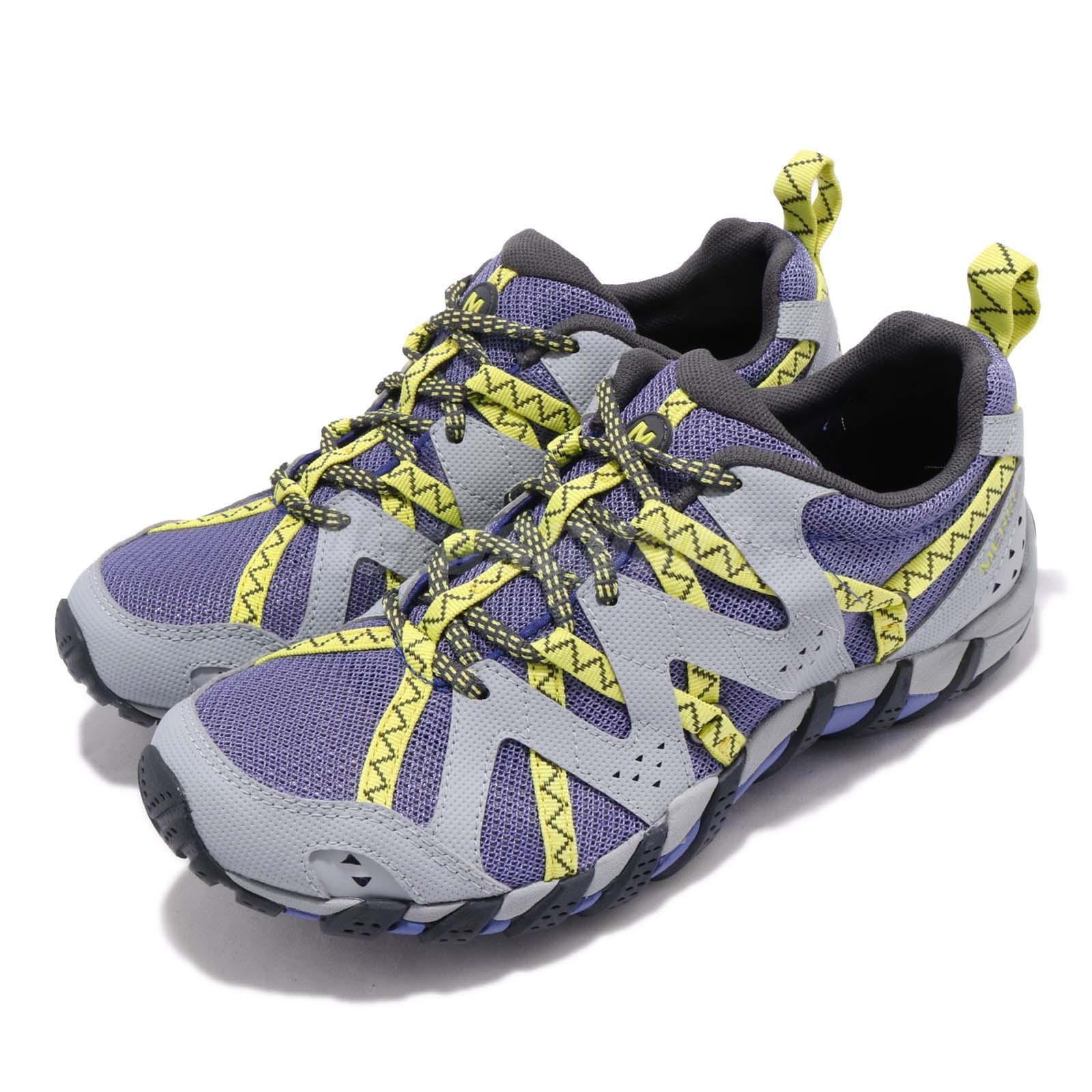 Merrell Waterpro Maipo 2 Purple Yellow Grey Women Outdoors Water Shoes  J84764 | eBay