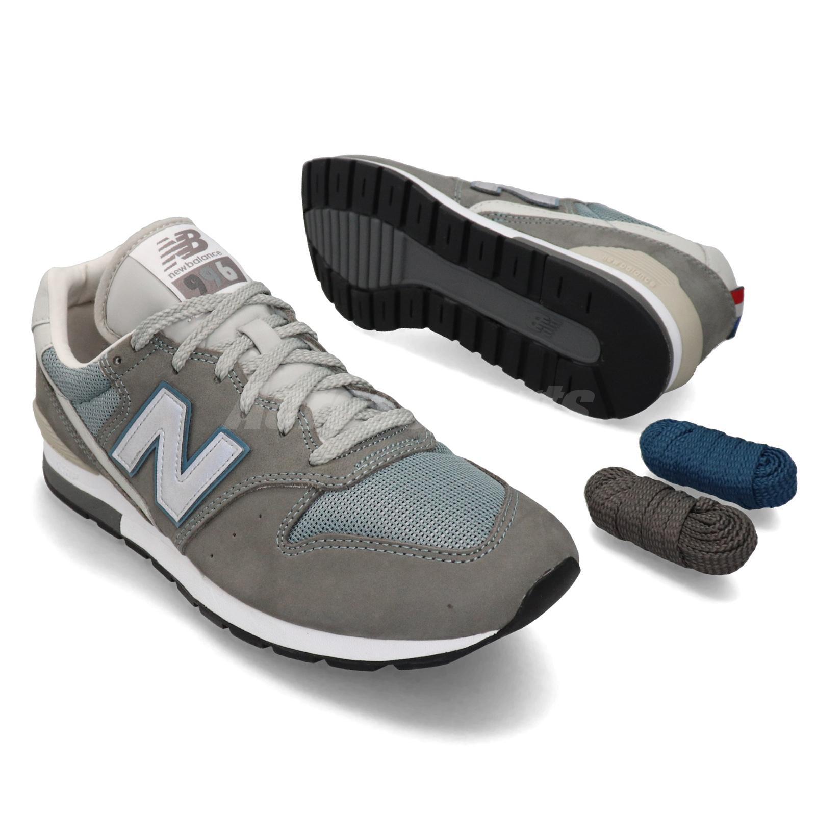New Balance CM996CBA D Grey Blue Red Men Women Unisex Running Shoes CM996CBAD