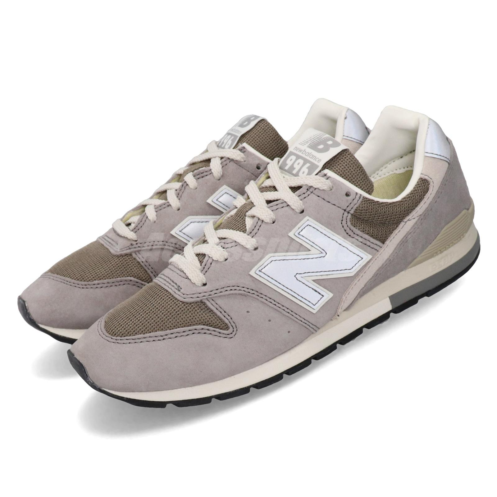 Details about New Balance CM996GY D Grey Silver Men Women Unisex Running Casual Shoes CM996GYD