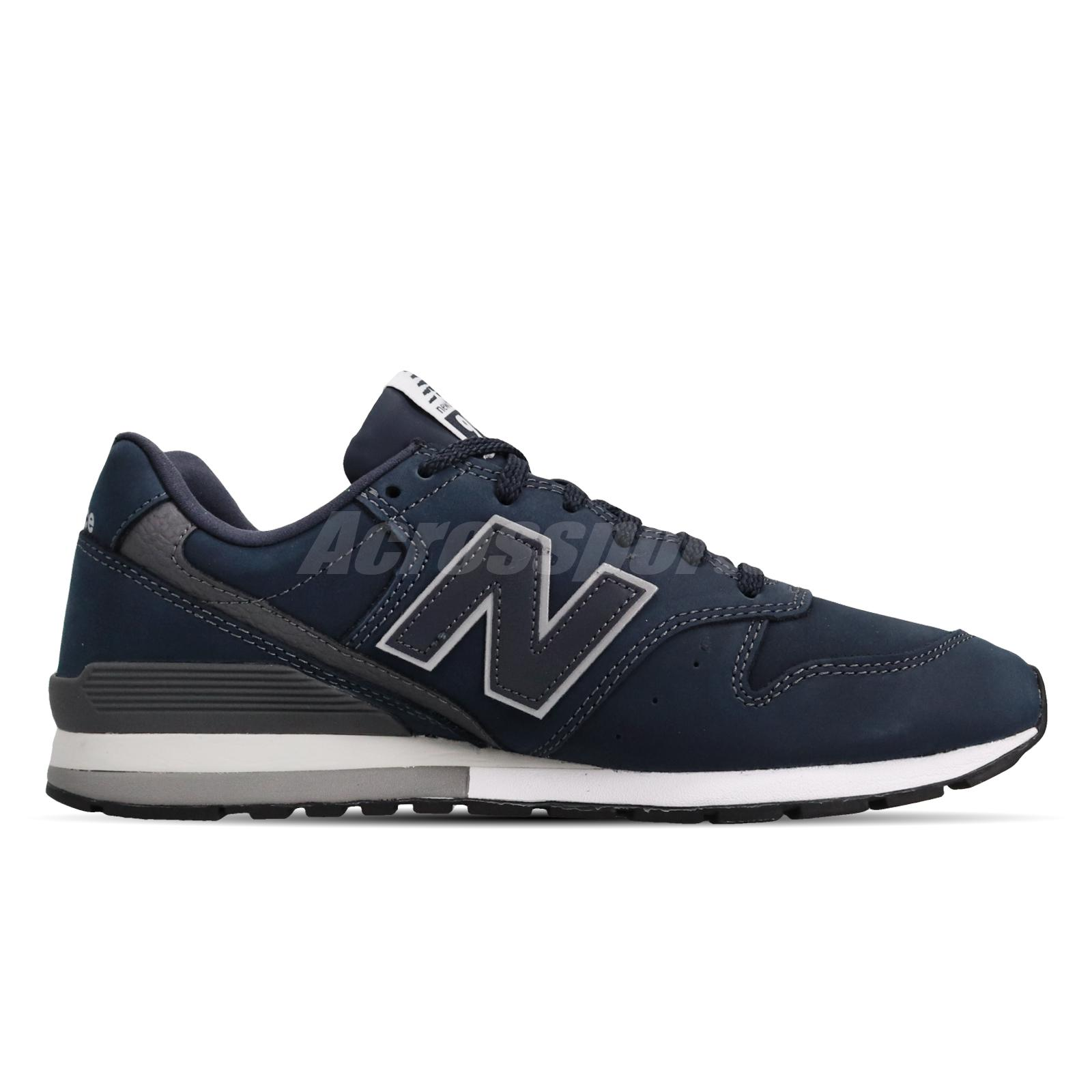 new balance 996 uomo blu navy