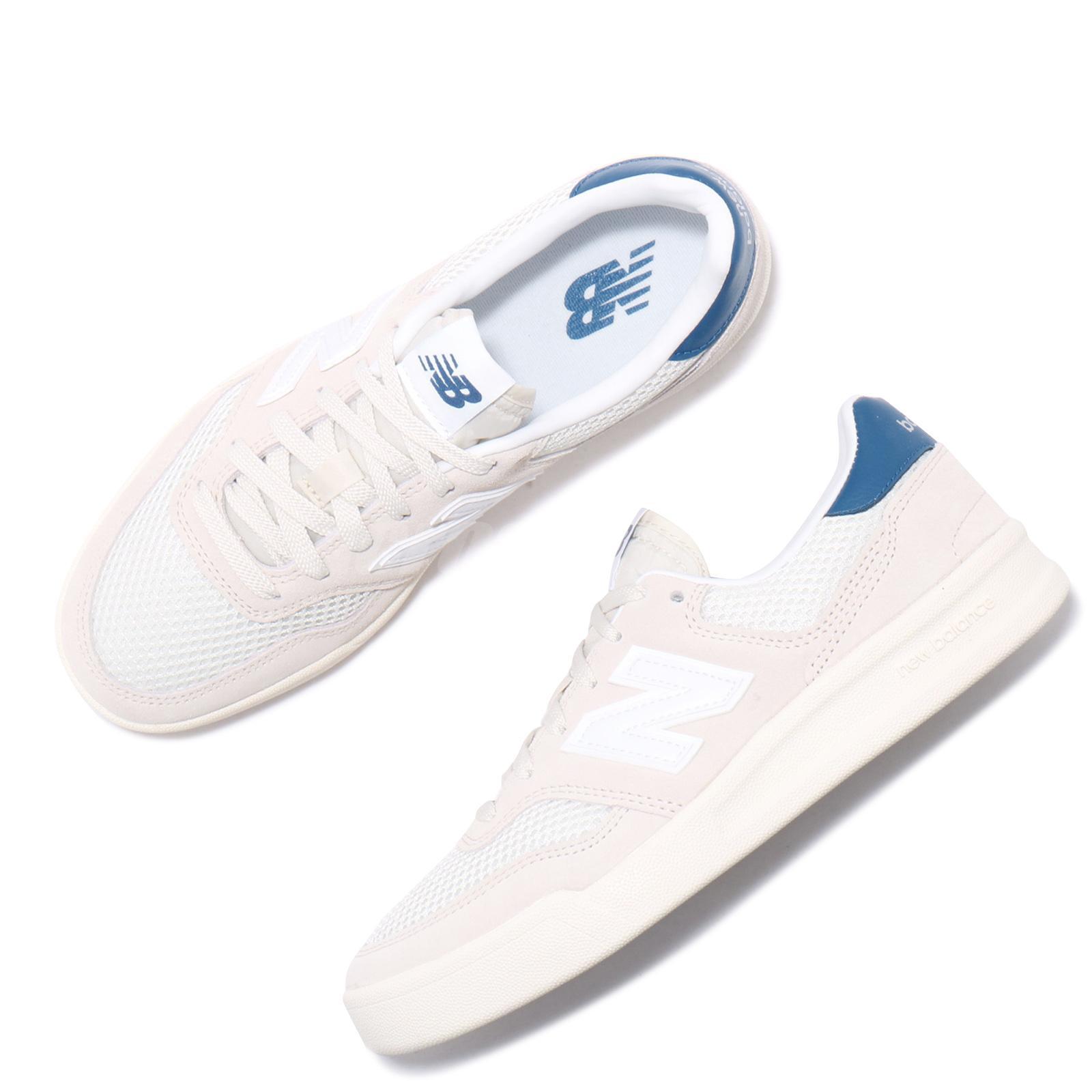 New Balance CRT300B2 D Yellow White Blue Men Women Unisex Casual Shoes CRT300B2D
