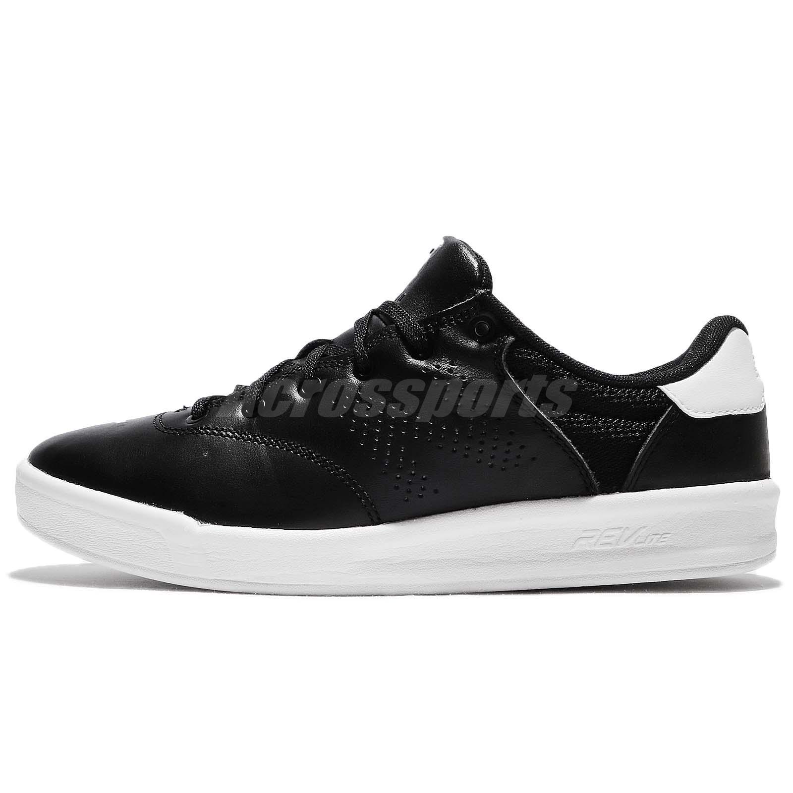 f4b5e698fcfb4 New Balance CRT300LP D CRT 300 Black White Leather Men Shoes Sneakers  CRT300LPD