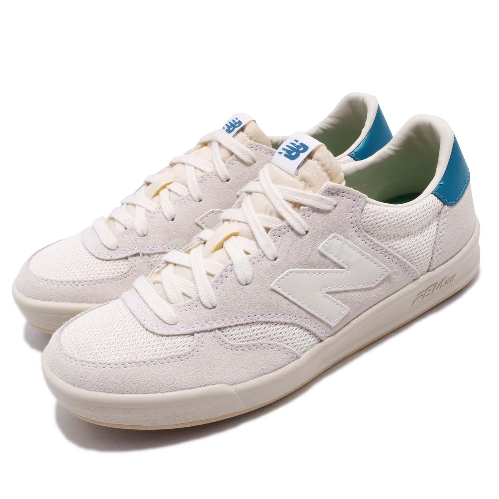 New Balance CRT300VW D Beige Blue Suede Men Casual Shoes Sneakers CRT300VWD