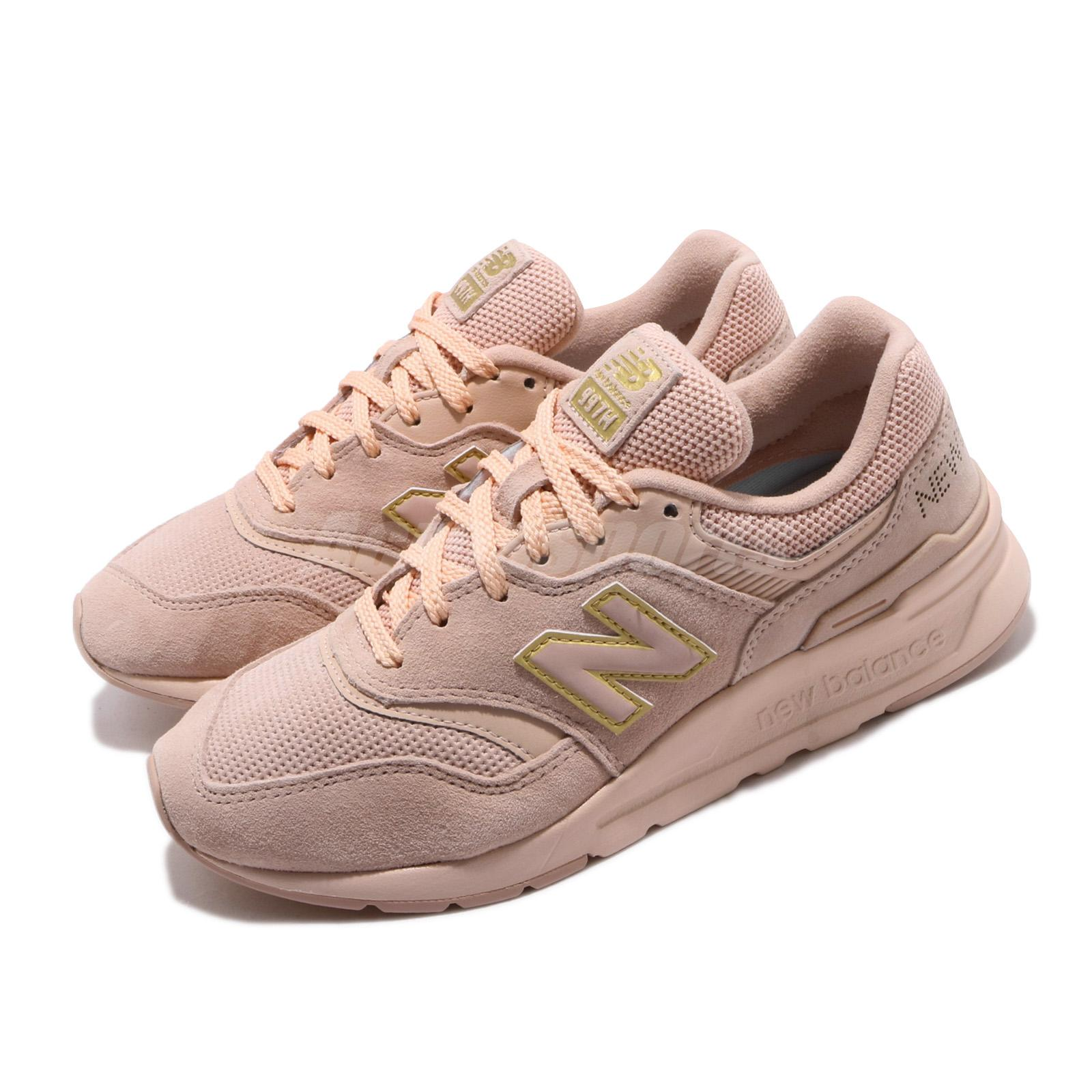 dd8f1f38d6 Details about New Balance CW997HCD B Pink Gold Women Running Casual Shoes  Sneakers CW997HCDB