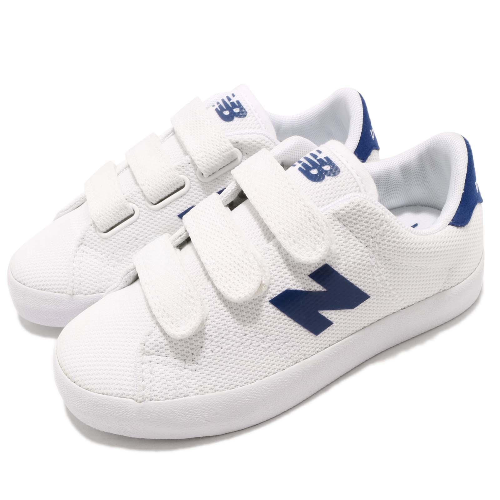 75ad10211cf Details about New Balance KVCRTBLP W Wide White Blue Kid Youth Casual Shoes  Sneakers KVCRTBLPW