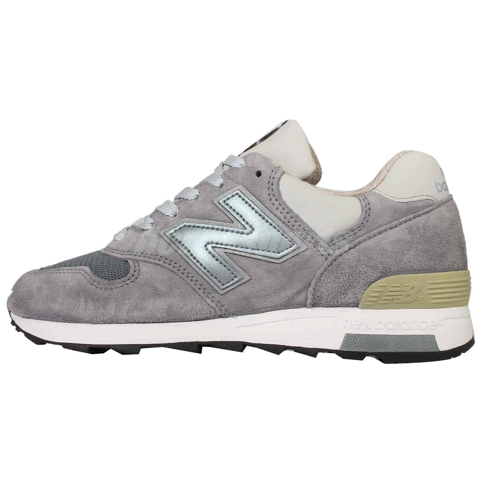 New Balance M1400SB D Grey Silver Mens Retro Running Shoes made In USA  M1400SBD