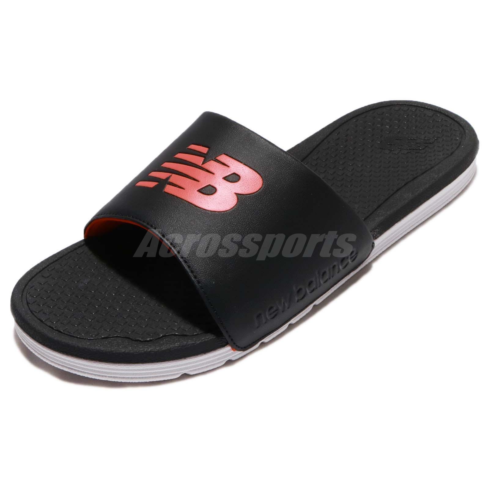 d66fe2717e9b4 ... discount code for new balance m3068bwd d black red white sports sandal  slides slippers m3068bwdd 379dd
