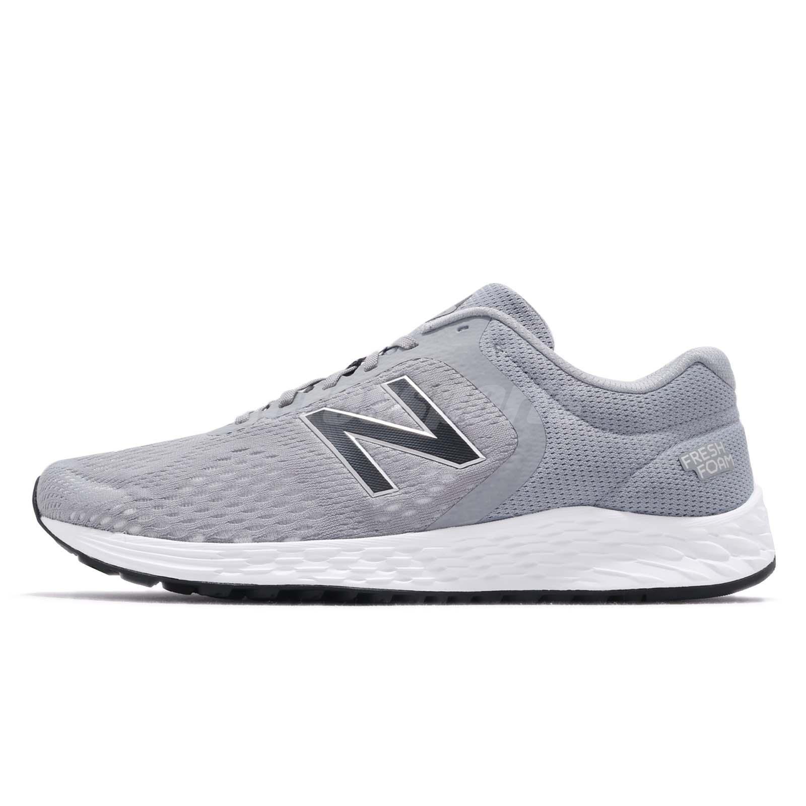 New Balance M680LK6 4E Extra Wide Black Silver Men Running Shoes M680LK64E