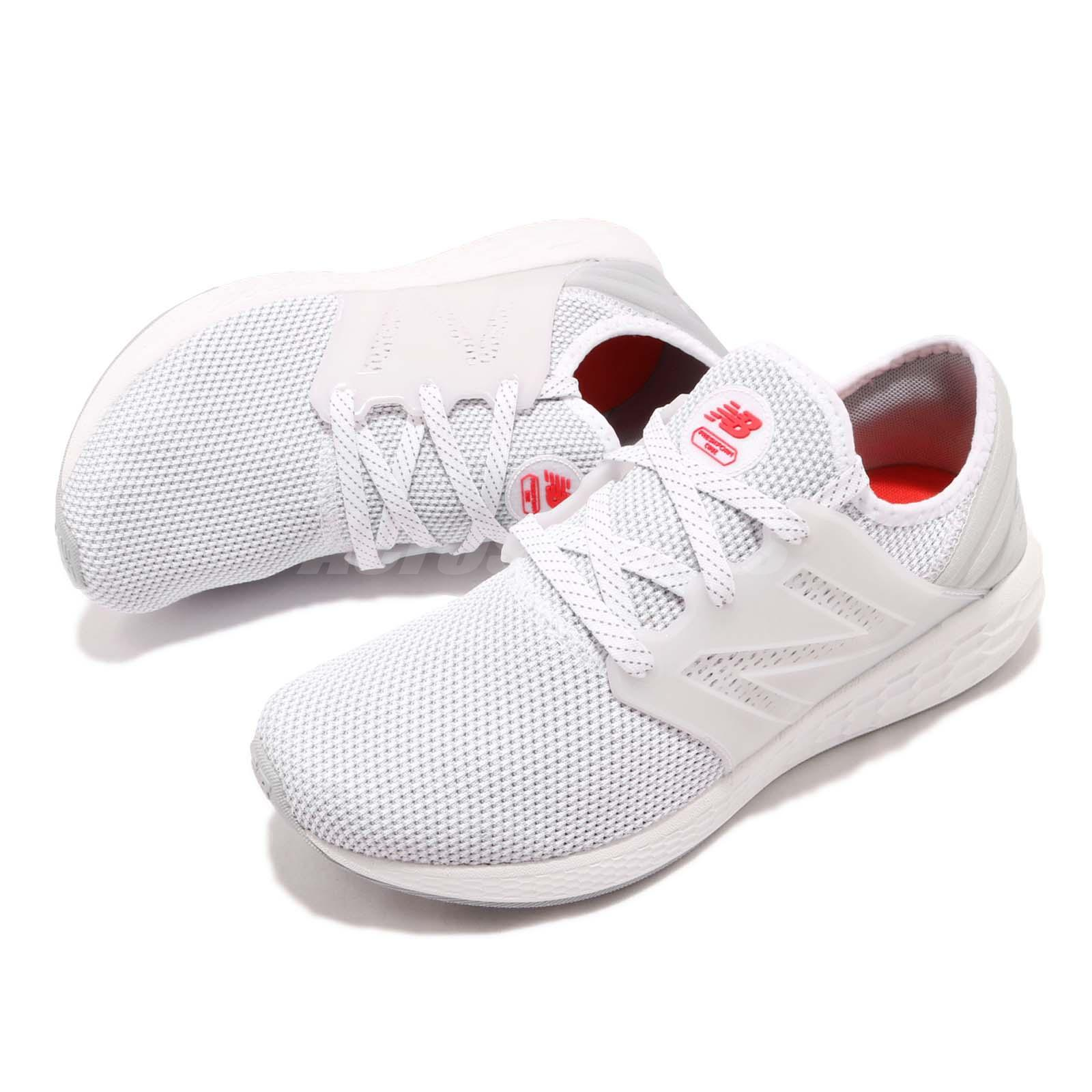 new balance shoes white