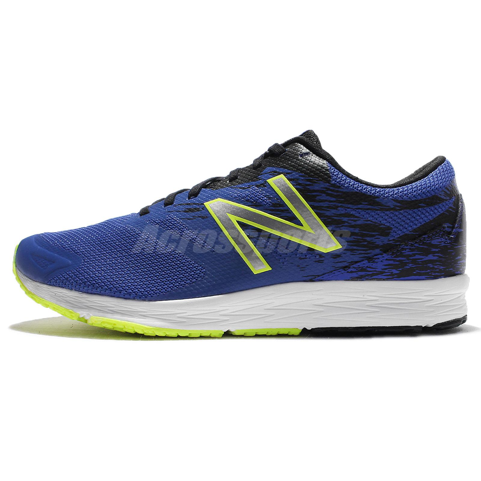 New Balance MFLSHLU1 D Blue Volt Men Running Shoes Sneakers Trainers  MFLSHLU1D