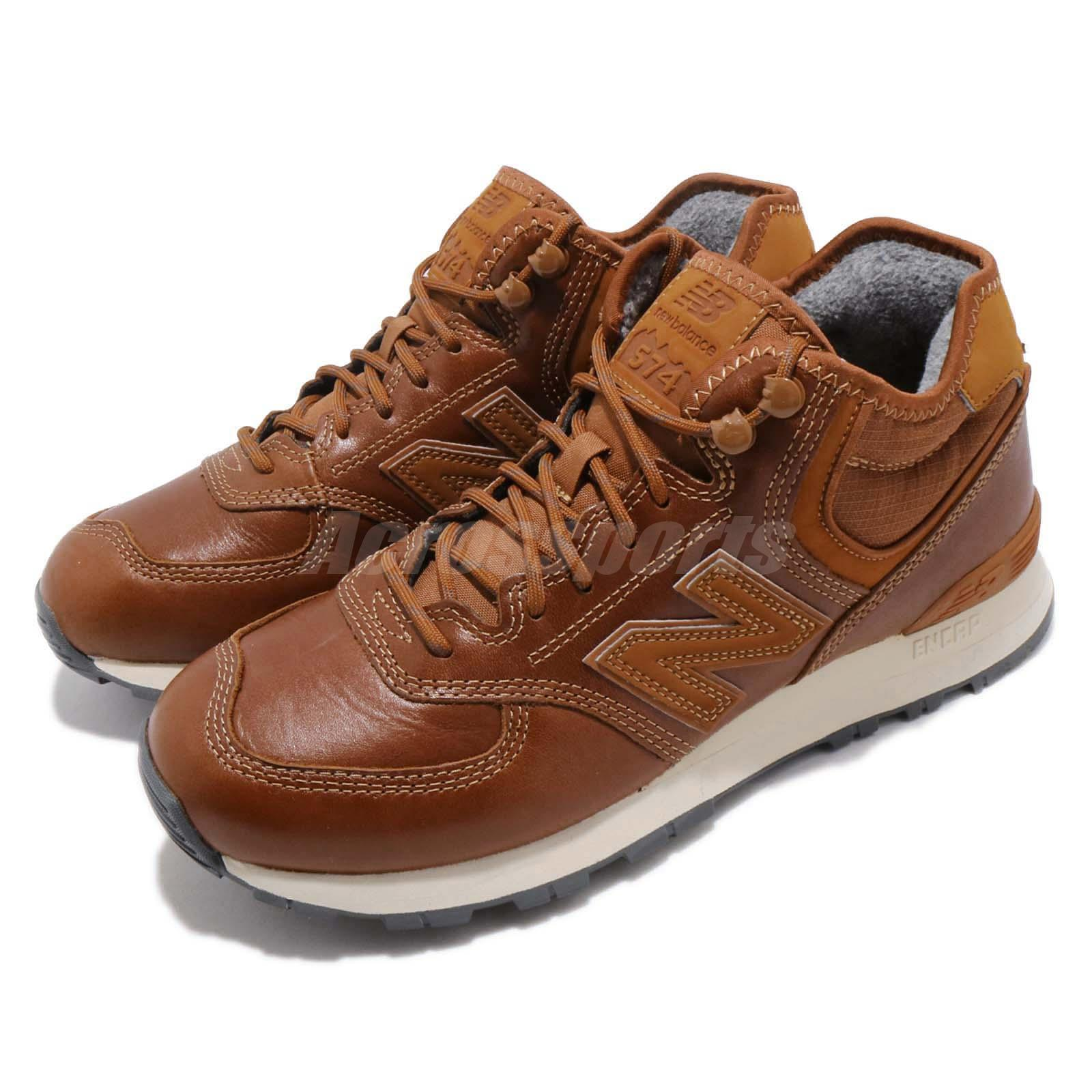 buy online e544a ebcad Details about New Balance MH574OAD D 574 Brown Men Lifestyle Casual Shoes  Sneakers MH574OADD