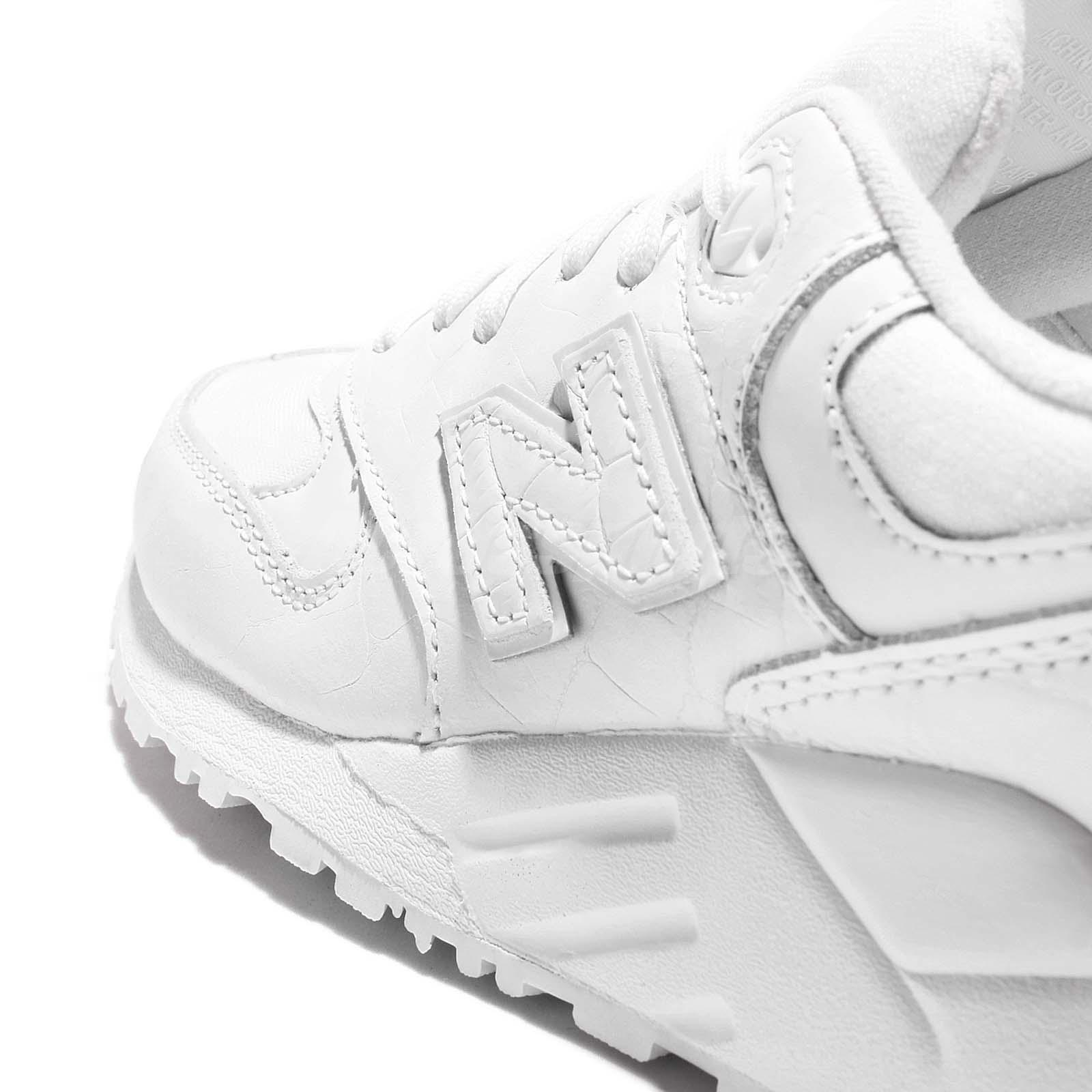 new balance 999 trainers in white ml999fb