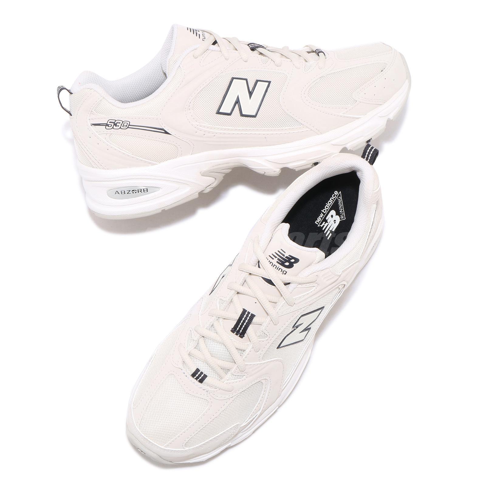 New Balance 530 V2 Retro Khaki ABZORB Men Women Classic Running Shoes MR530SH D