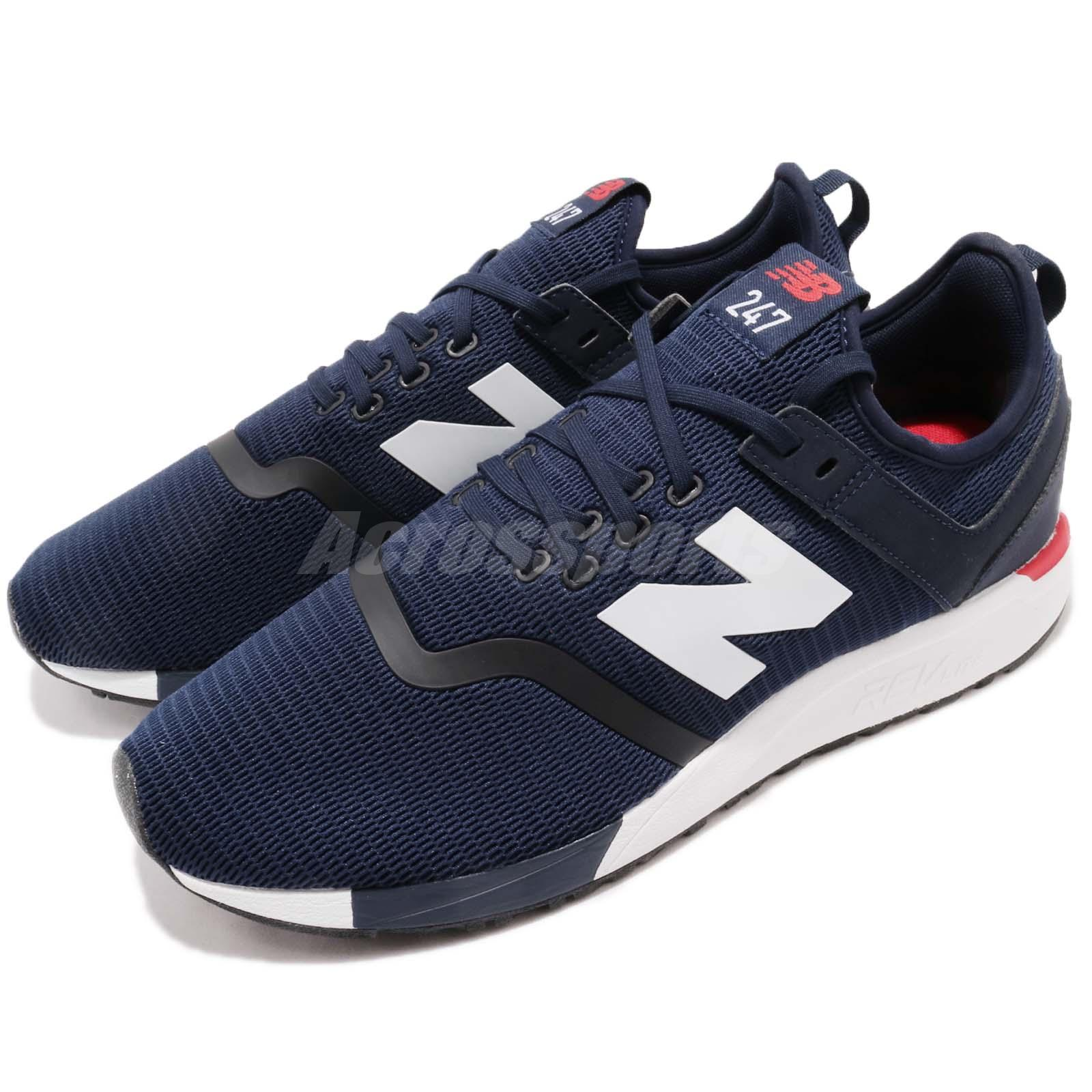 New Balance 247 Decon Men's Shoes NavyWhiteRed MRL247 DH
