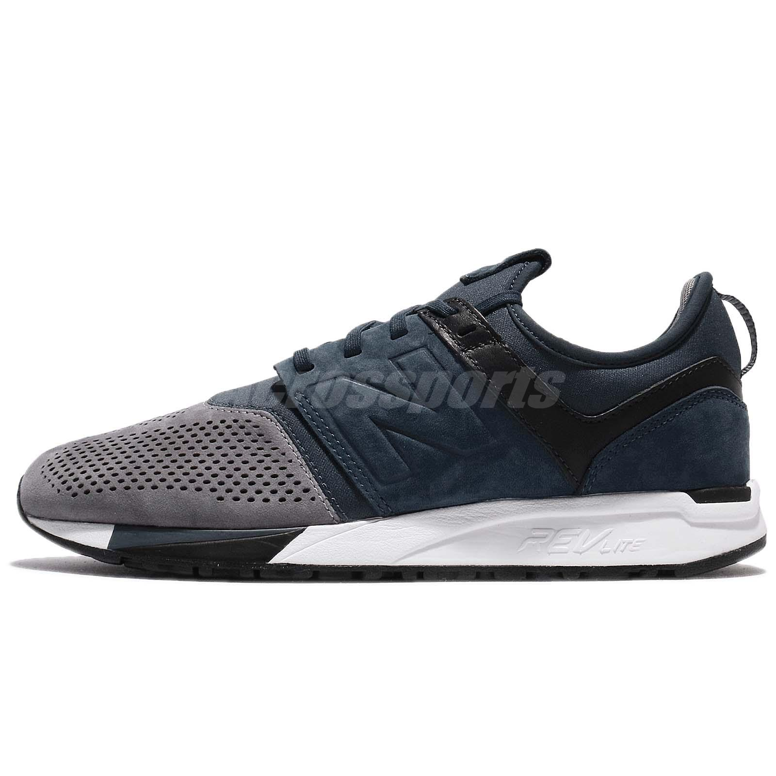 Details about New Balance MRL247N3 D 247 Navy Grey Black Men Running Shoes Sneakers MRL247N3D