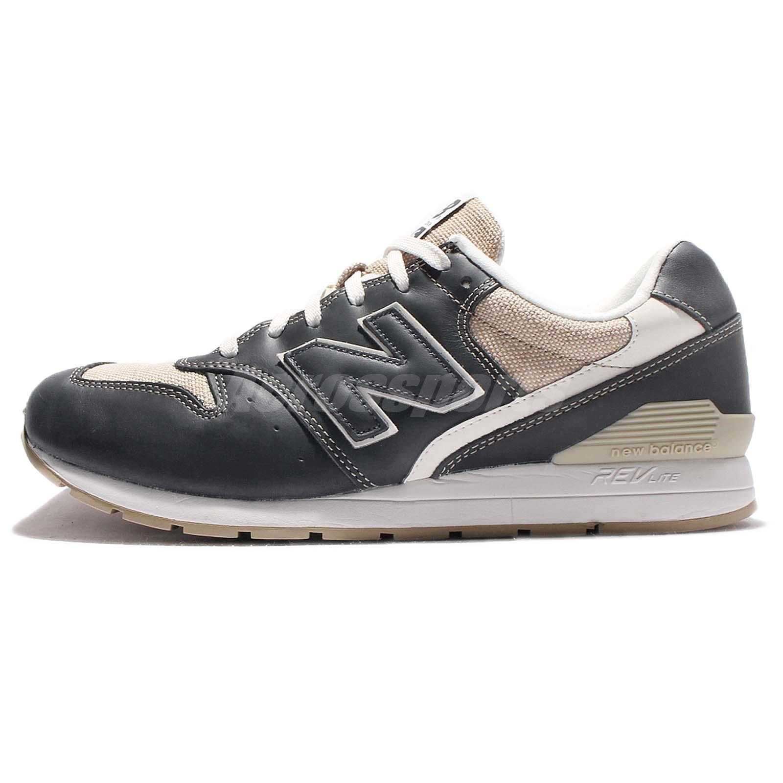 new balance beige leather