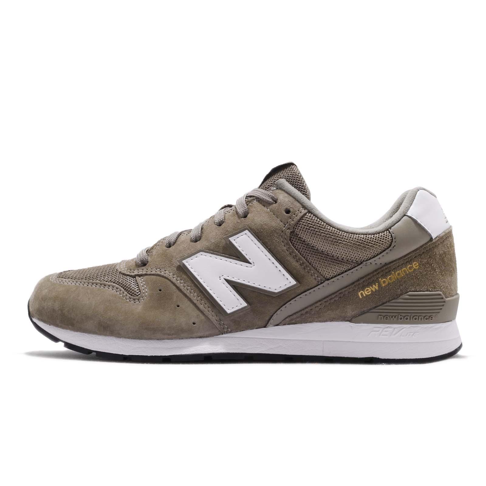 nuevo autentico oficial Garantía de calidad 100% New Balance MRL996PT D Green White Gold Men Running Shoes Sneakers ...