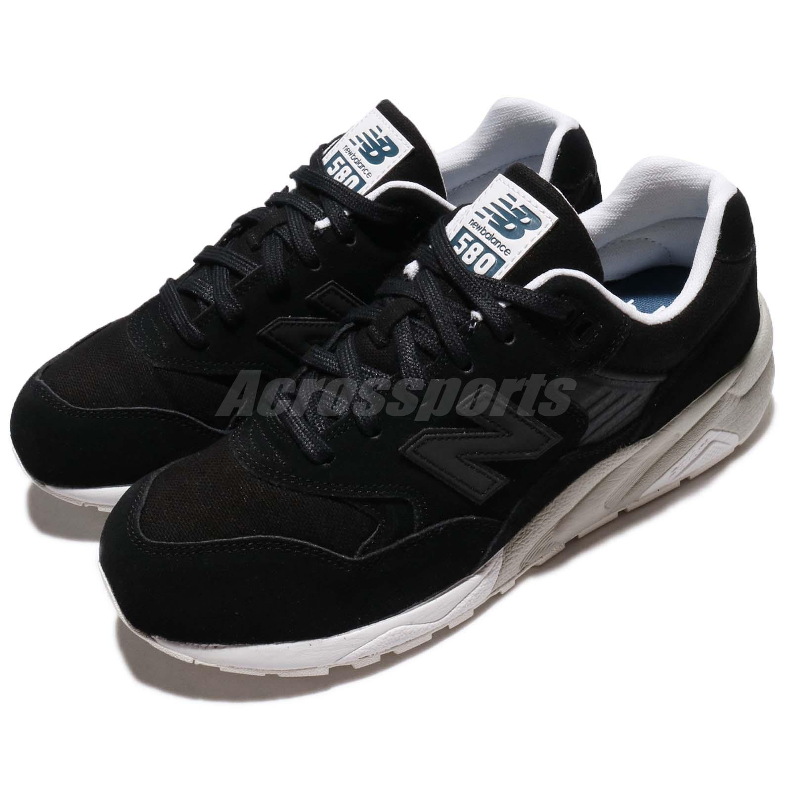 Détails sur New Balance MRT580EB D Black Grey Running Shoes Lifestyle Sneakers MRT580EBD