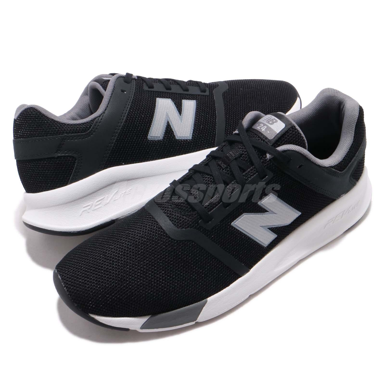 NEW Mens New Balance 1540v2 Black Grey Lace Up Athletic Running Shoes AUTHENTIC