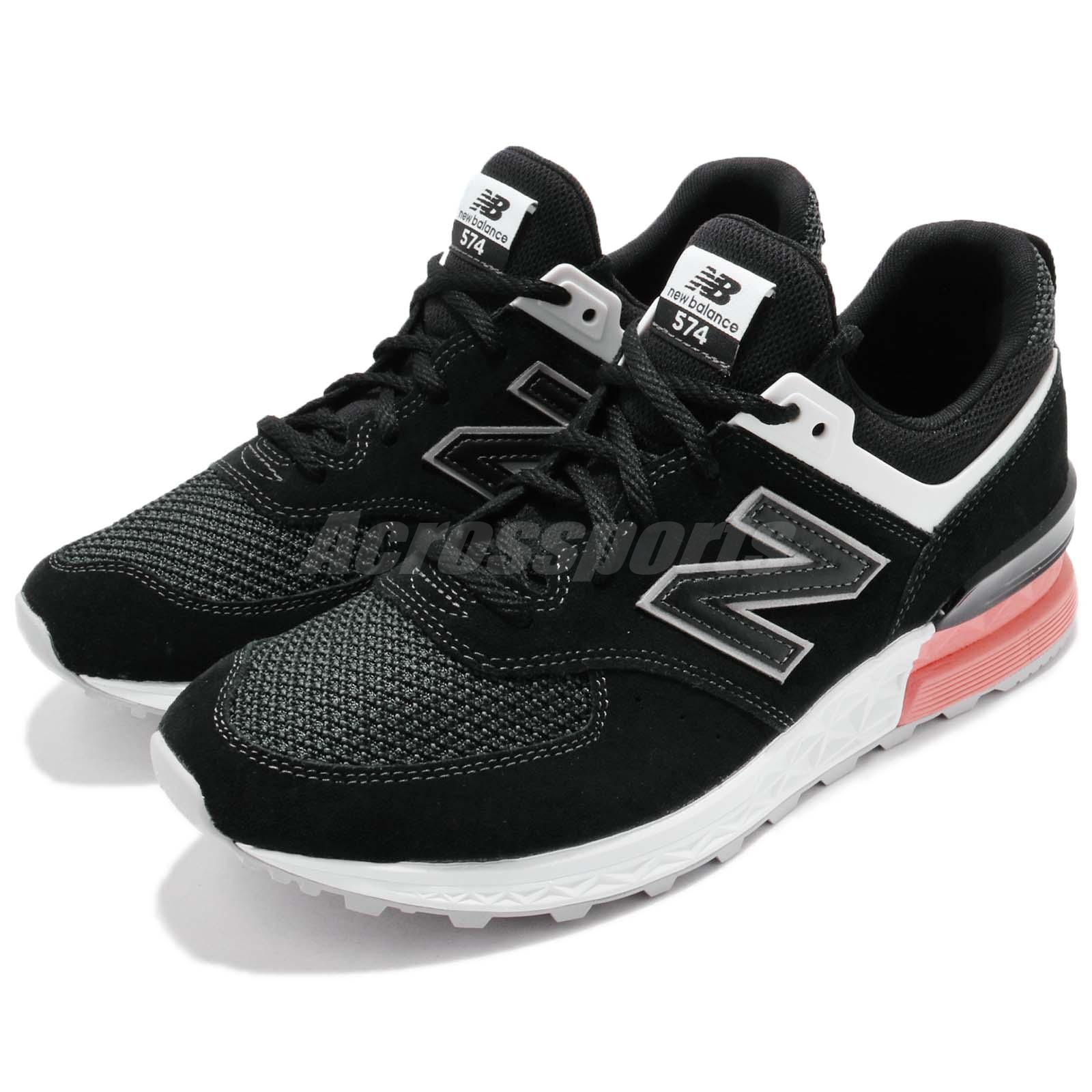afb71a69a3d ... release date new balance ms574stk d black dusted peach pink men running  shoes 446df f7077