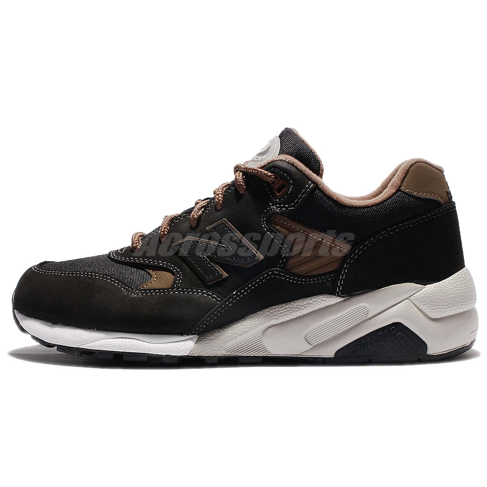 new balance ladies trainers. new balance mt580ob d black brown men running shoes sneakers trainers mt580 obd ladies