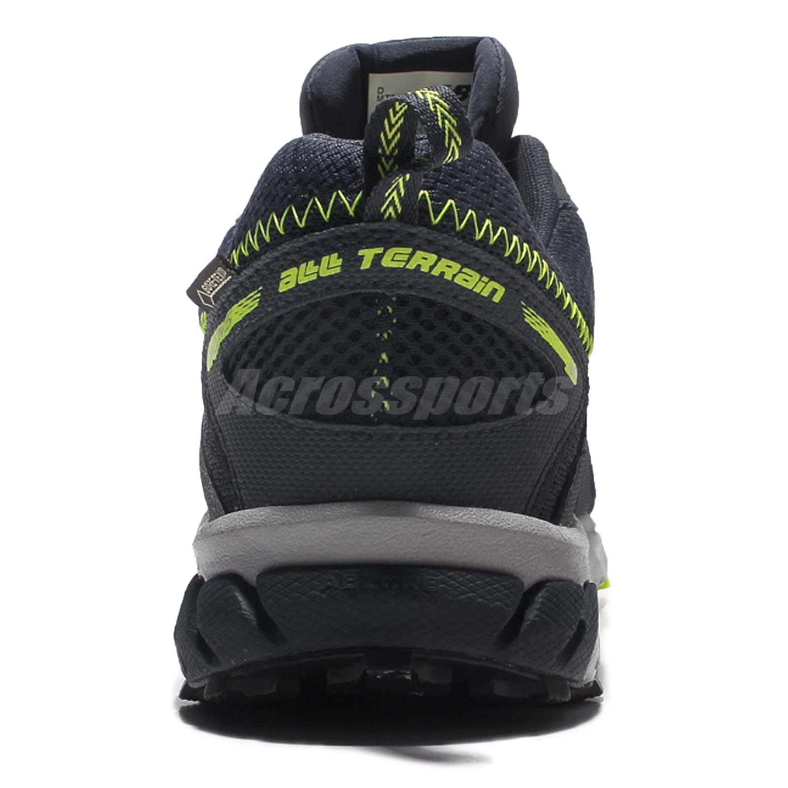 New Balance MT610GX5 D Black Tech Ride Men Trail Running Outdoors MT610GX5D