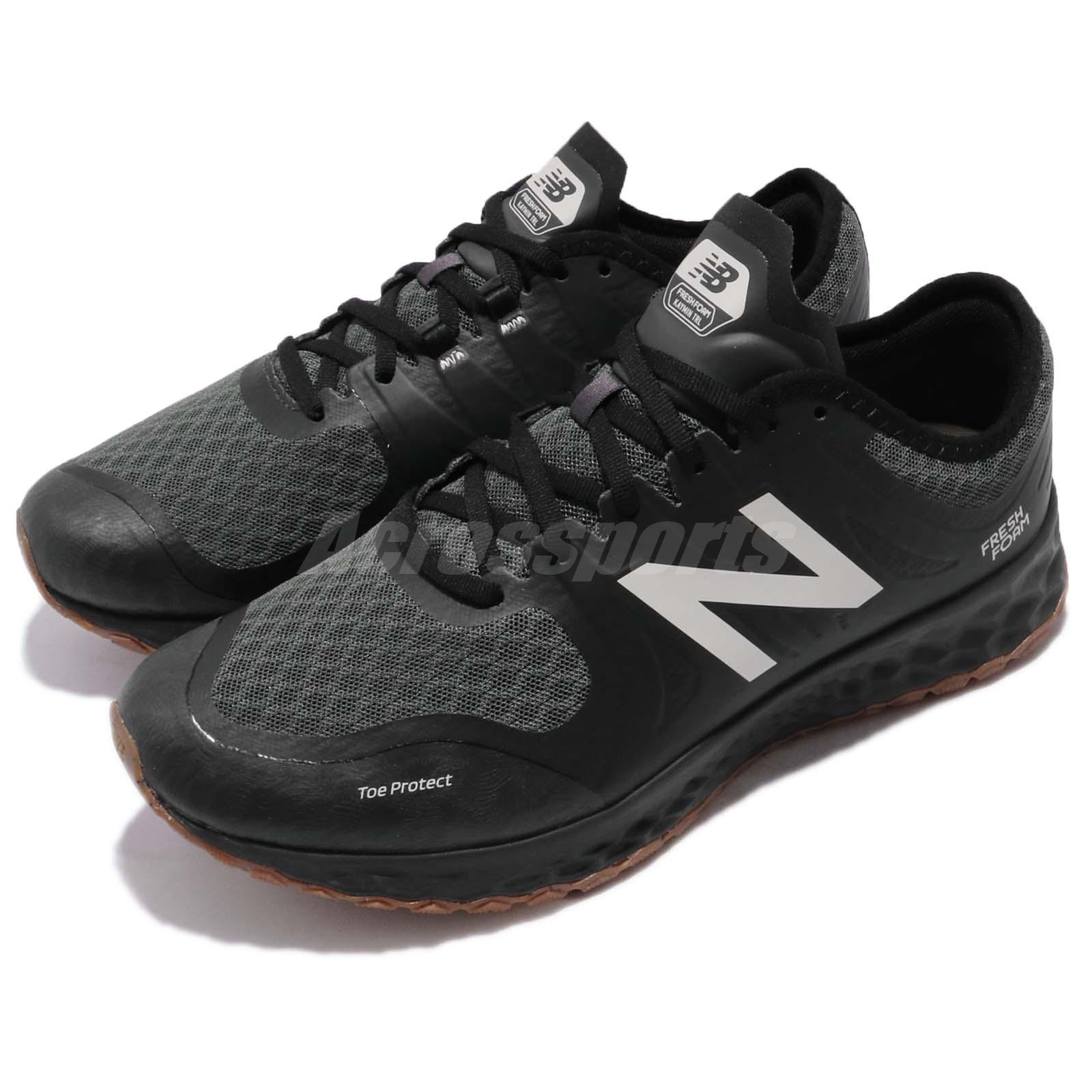 New Balance MTKYMLB1 4E Wide Black Gum Men Running Shoes Sneakers MTKYMLB14E