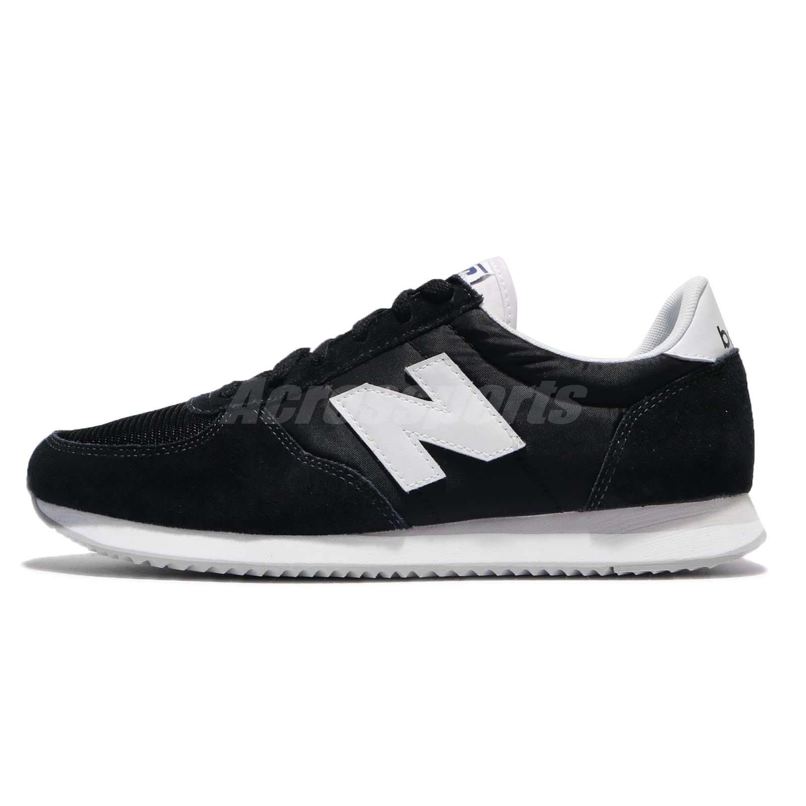 New Balance U220BK D Black Men Running Shoes Sneakers Trainers U220BKD