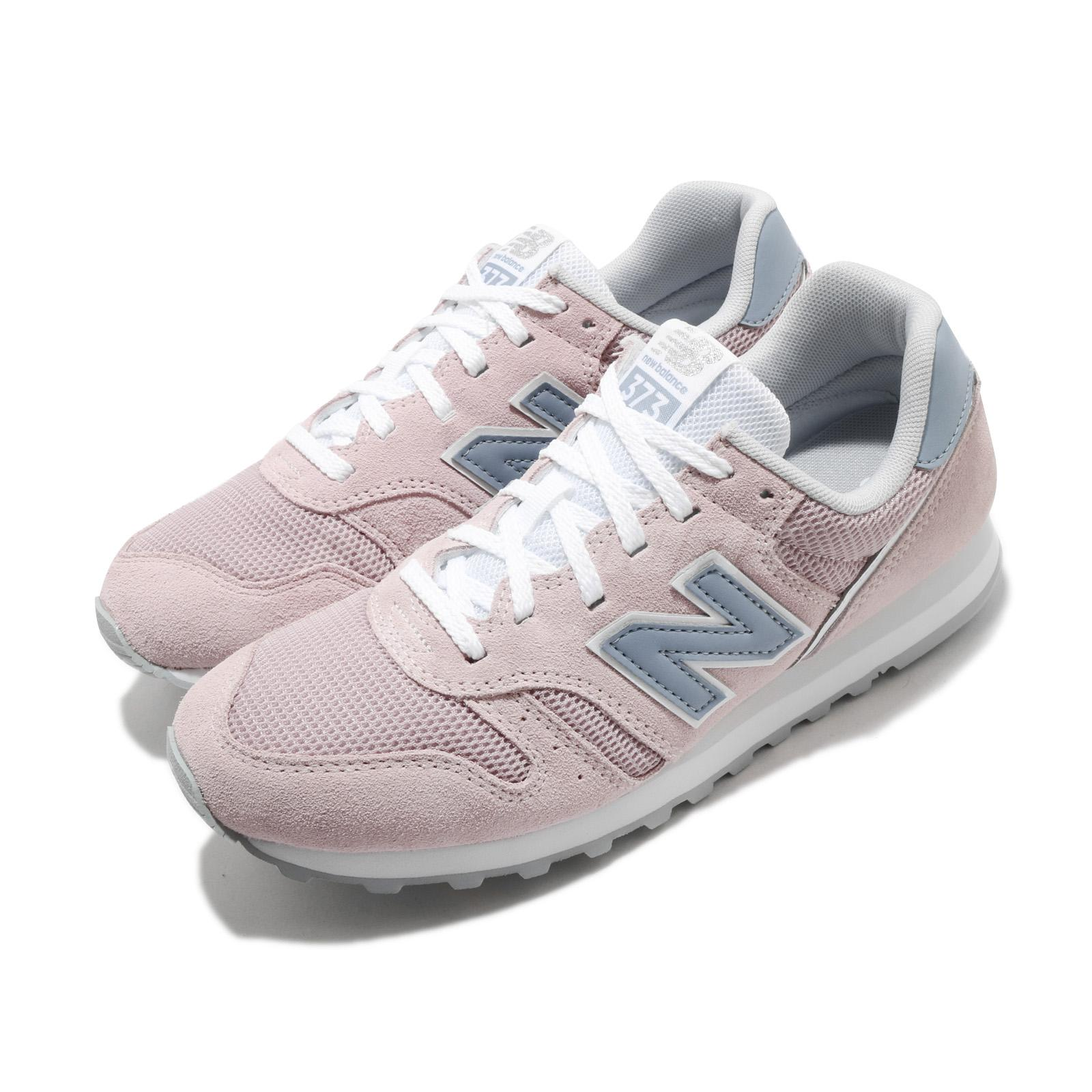 emitir hardware manga  New Balance 373 Pink Blue White Grey Women Casual Shoes Sneakers WL373DC2 B  | eBay