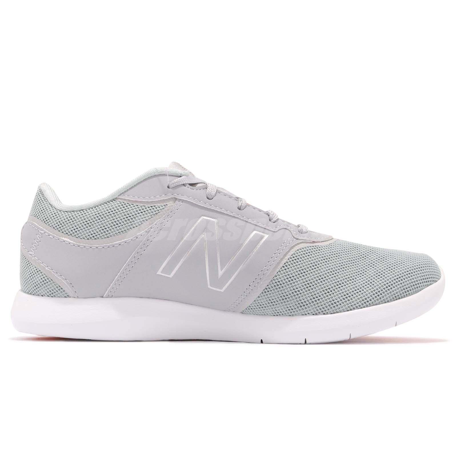 New Balance WL415AG D Wide Grey White Women Running Shoes Sneakers WL415AGD
