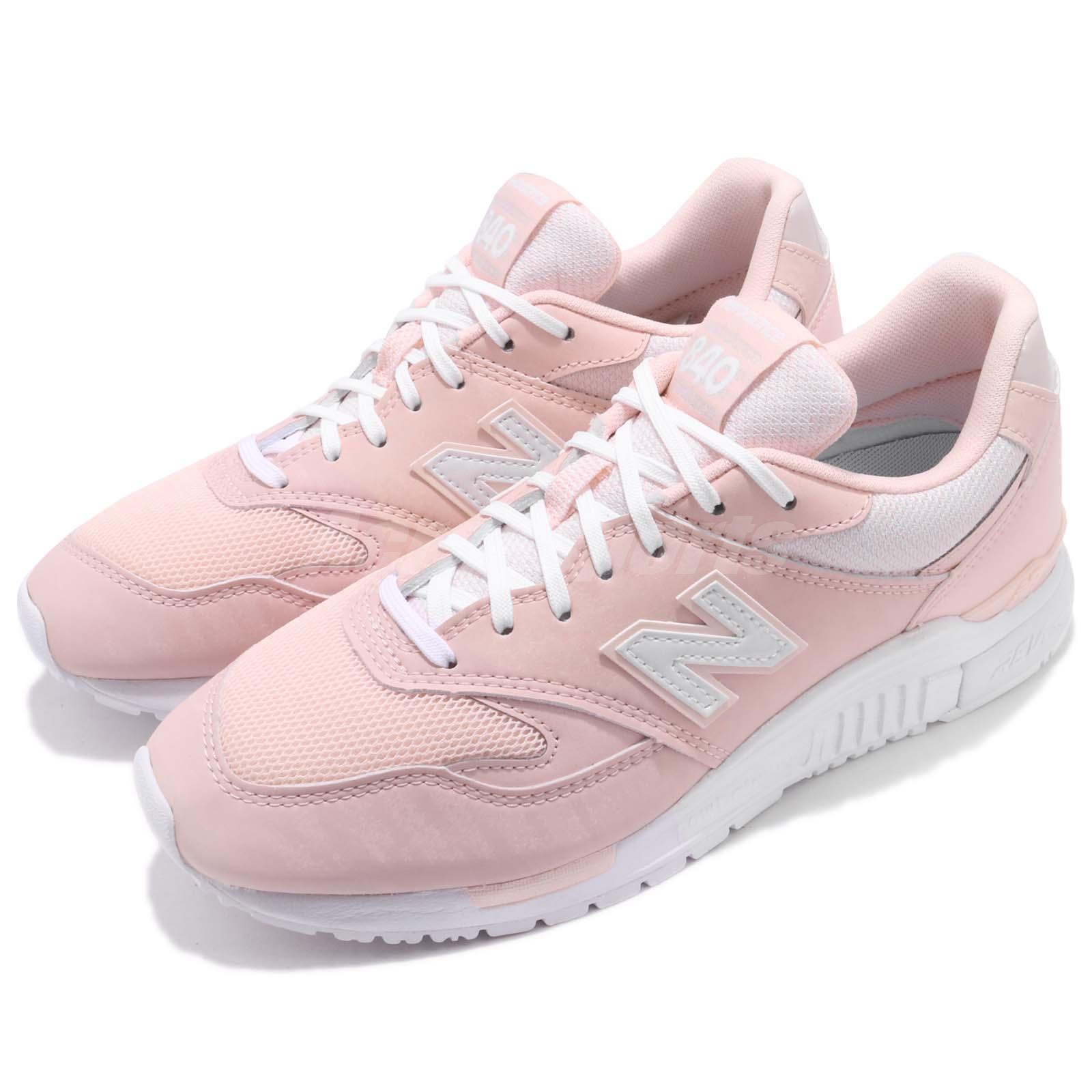 new balances pink