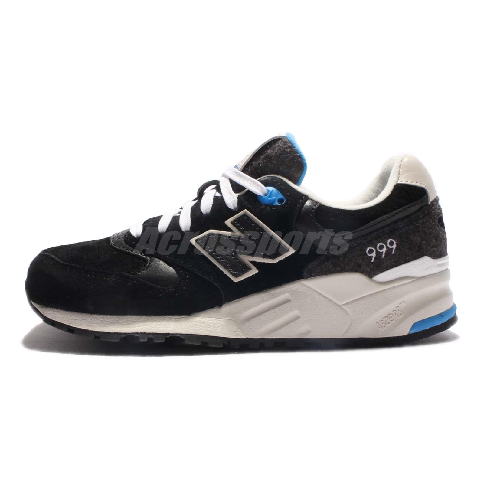 outlet store 09c51 a570b New Balance WL999MMA B Black Beige Elite Edition Women Running Shoes  WL999MMAB