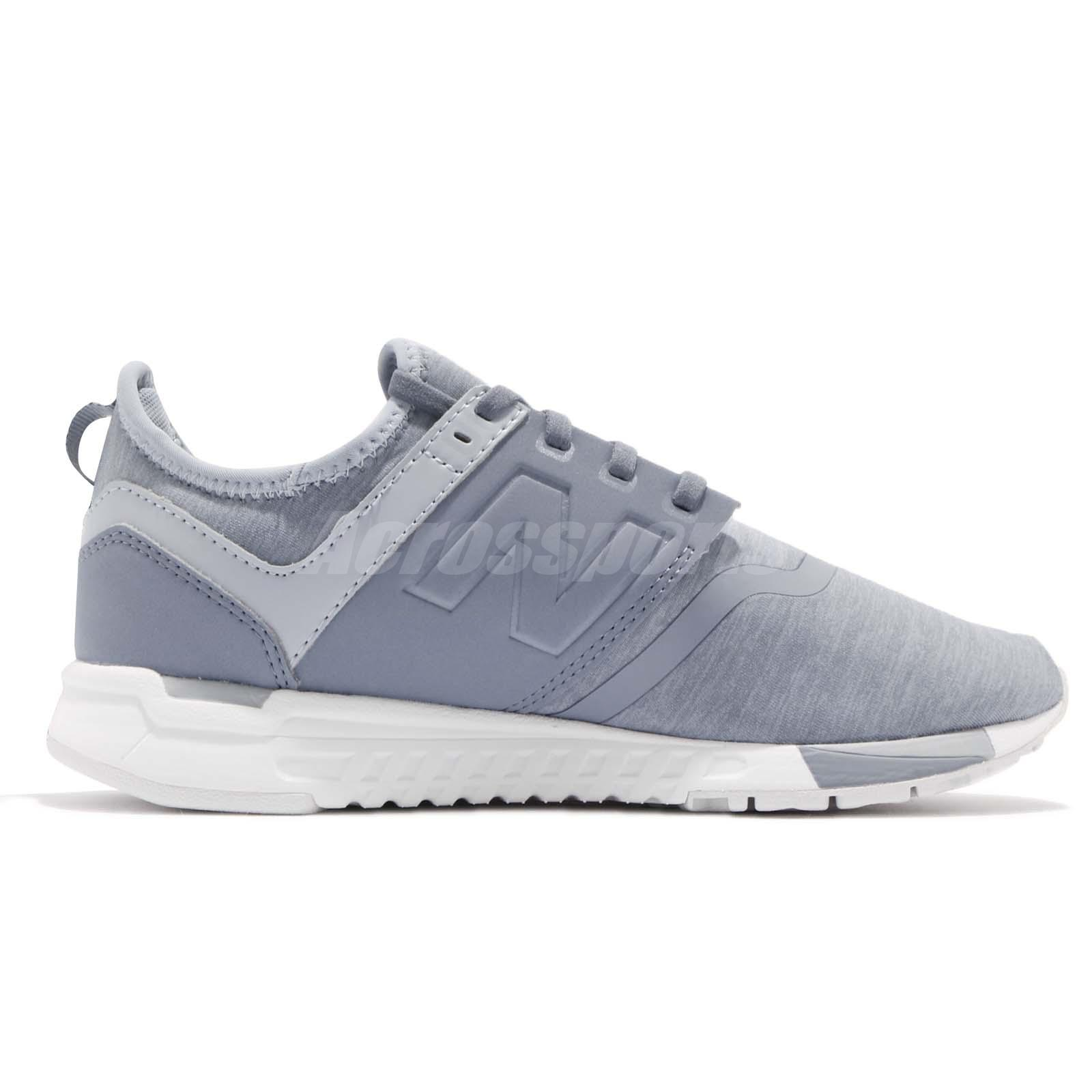 Details about New Balance 247 Blue Grey Womens Lifestyle Running Shoes  Sneakers WRL247YE B