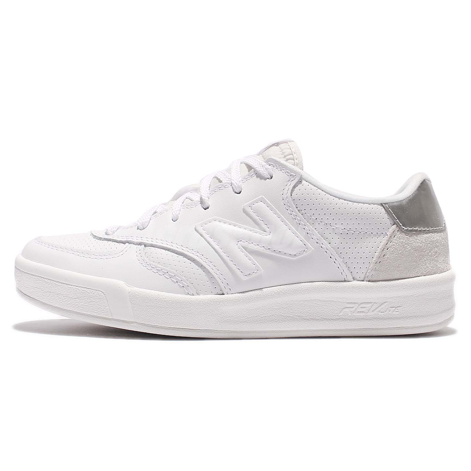 dbc65b8963 Details about New Balance WRT300WM D Wide White Leather Women Casual Shoes  Sneakers WRT300WMD