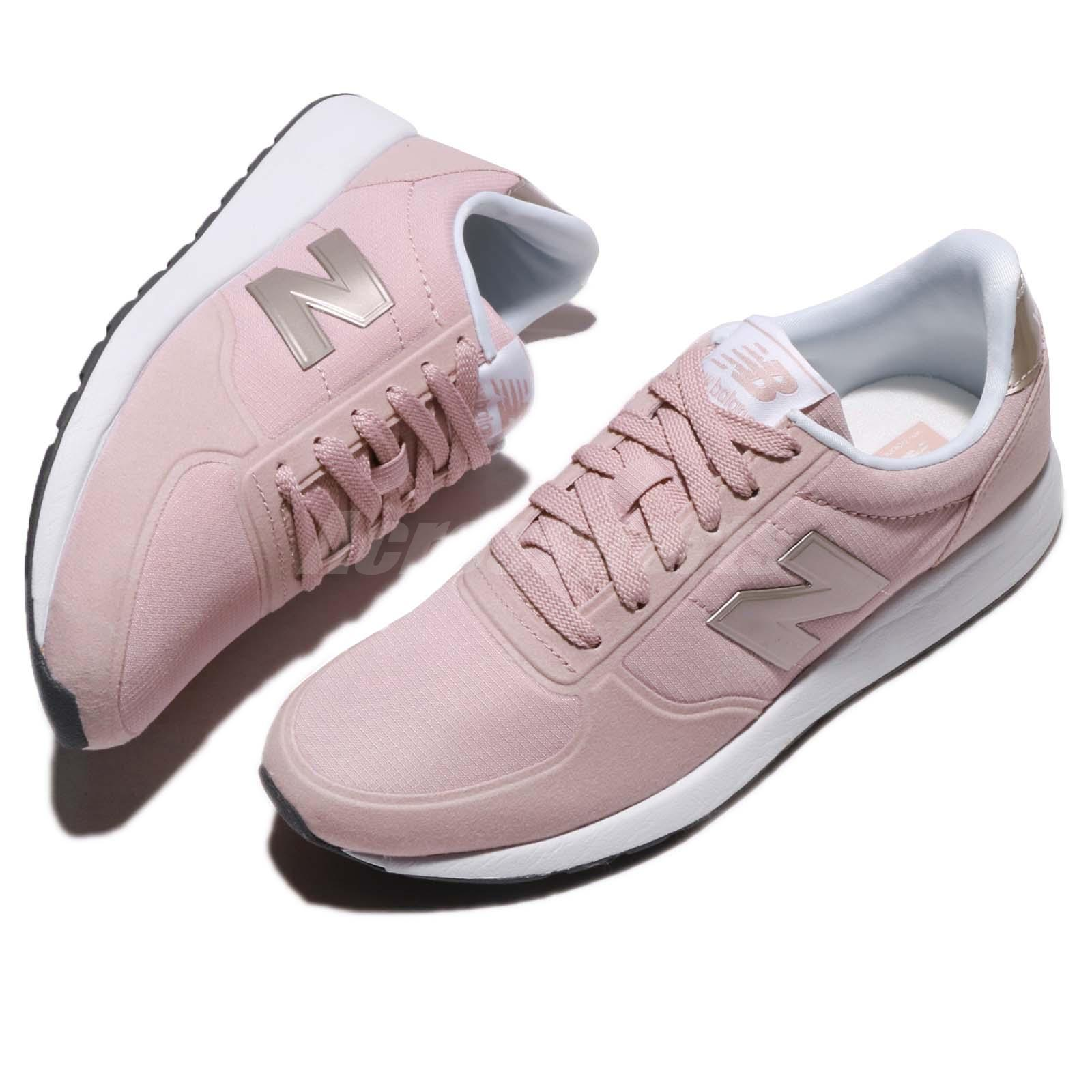 New Balance WS215RC B 215 Pink Silver Women Running Shoes Sneakers ... b4a0c247d1c15