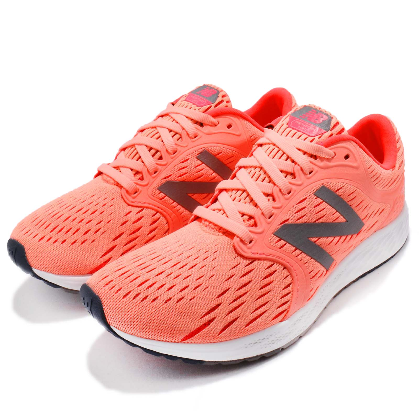 new balances orange