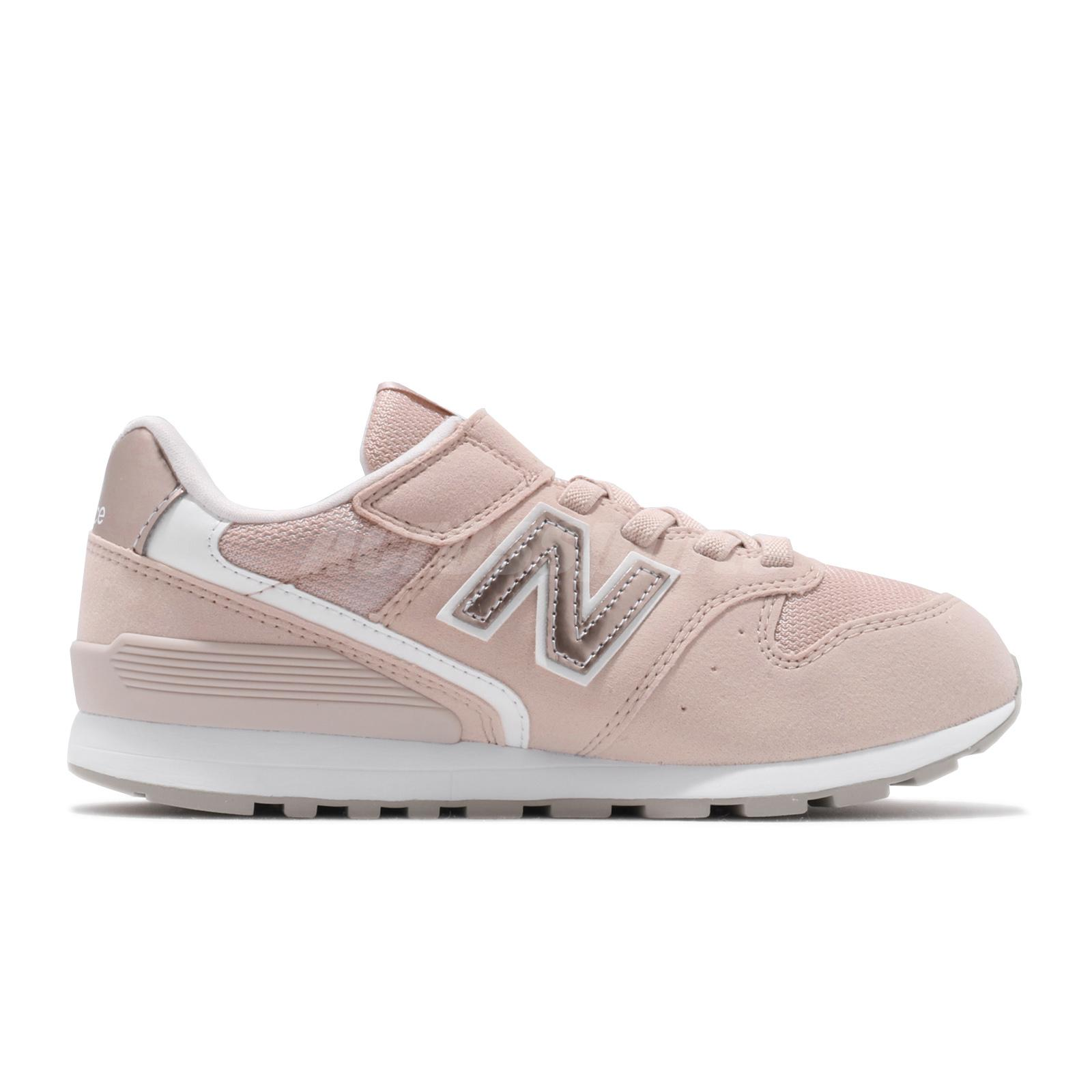 Details about New Balance YV996PPK W Wide Pink White Kid Preschool Shoes Sneakers YV996PPKW