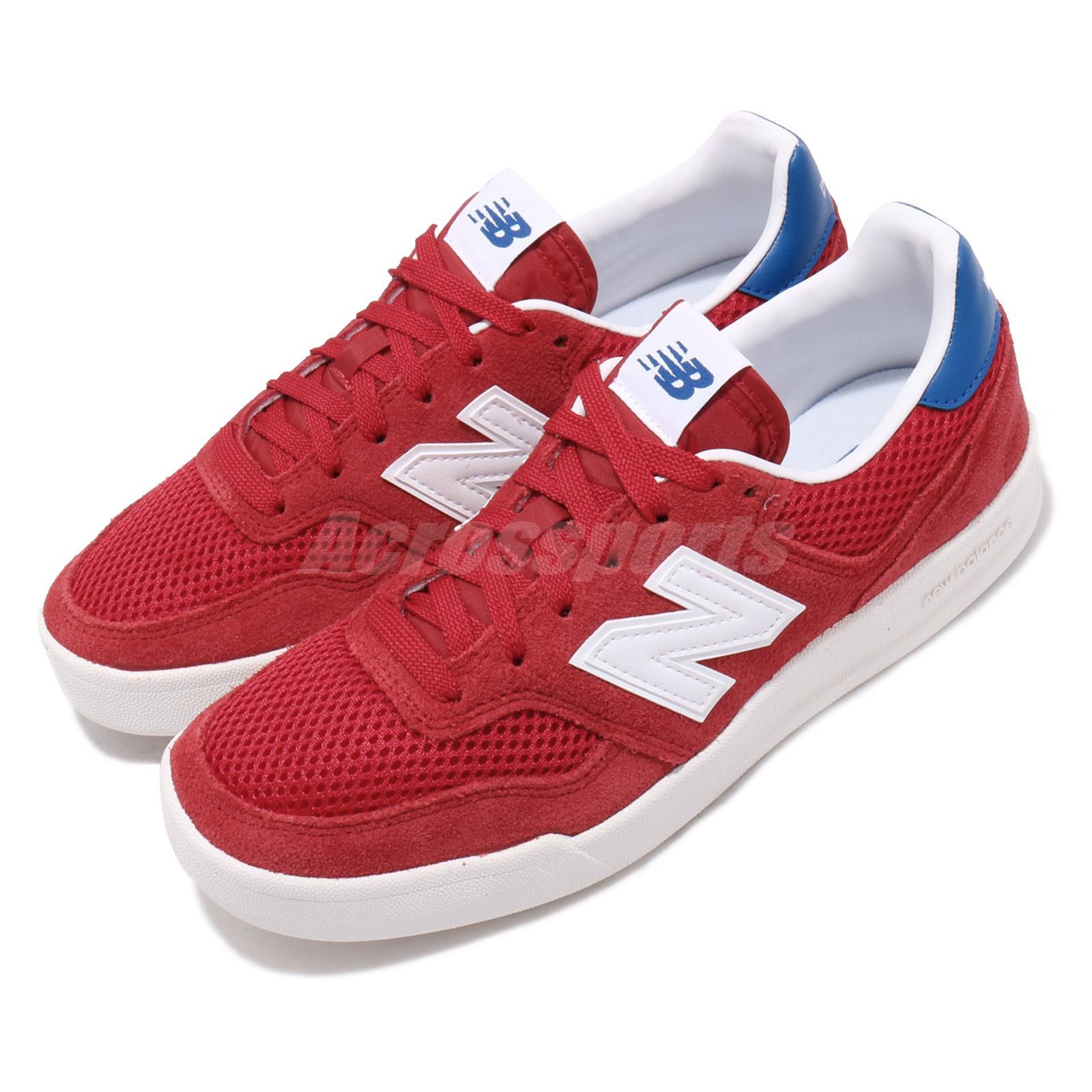 New Balance CRT300A2 D 300 Red White
