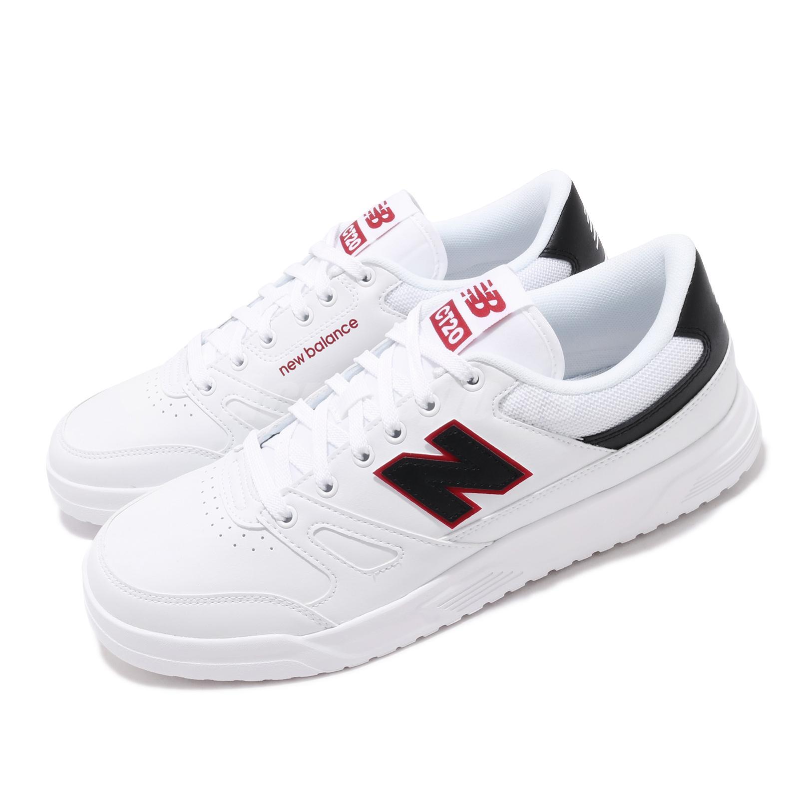 New Balance CT20 White Black Red Men