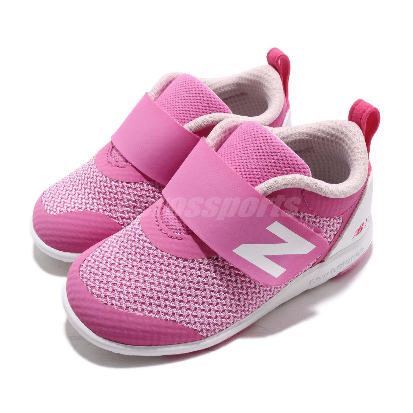 New Balance IO223MGT W Wide Pink White