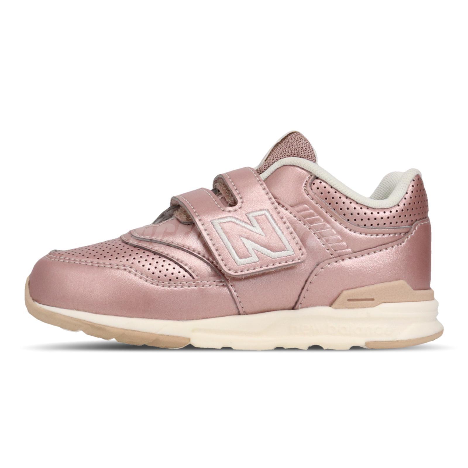 New Balance 997H Wide Metallic Pink