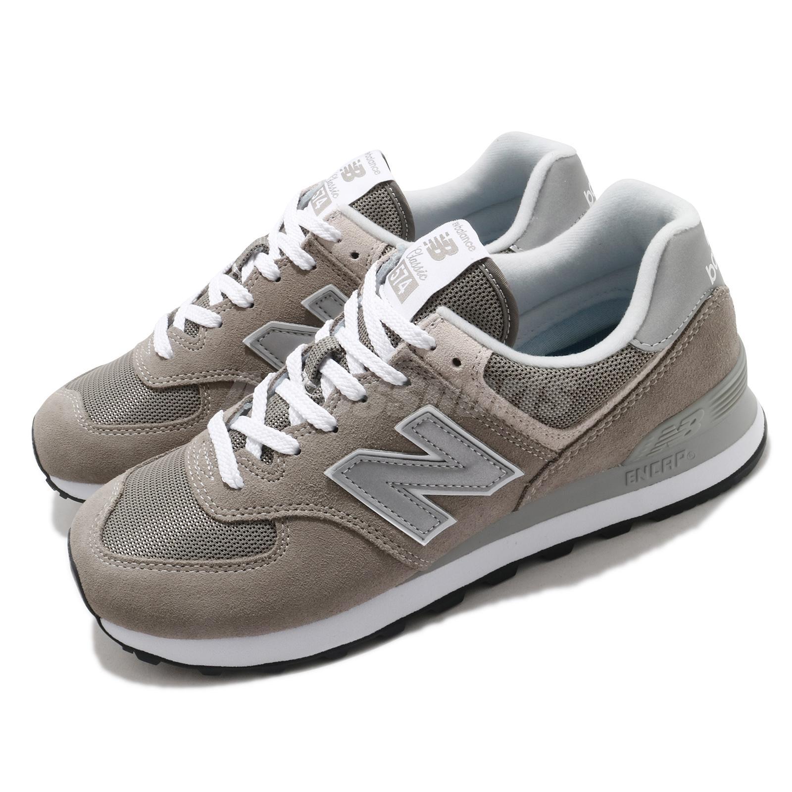New Balance ML574EGG D 574 Grey White