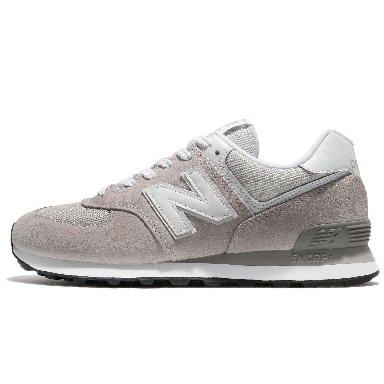 New Balance ML574EGW D 574 Ivory Grey