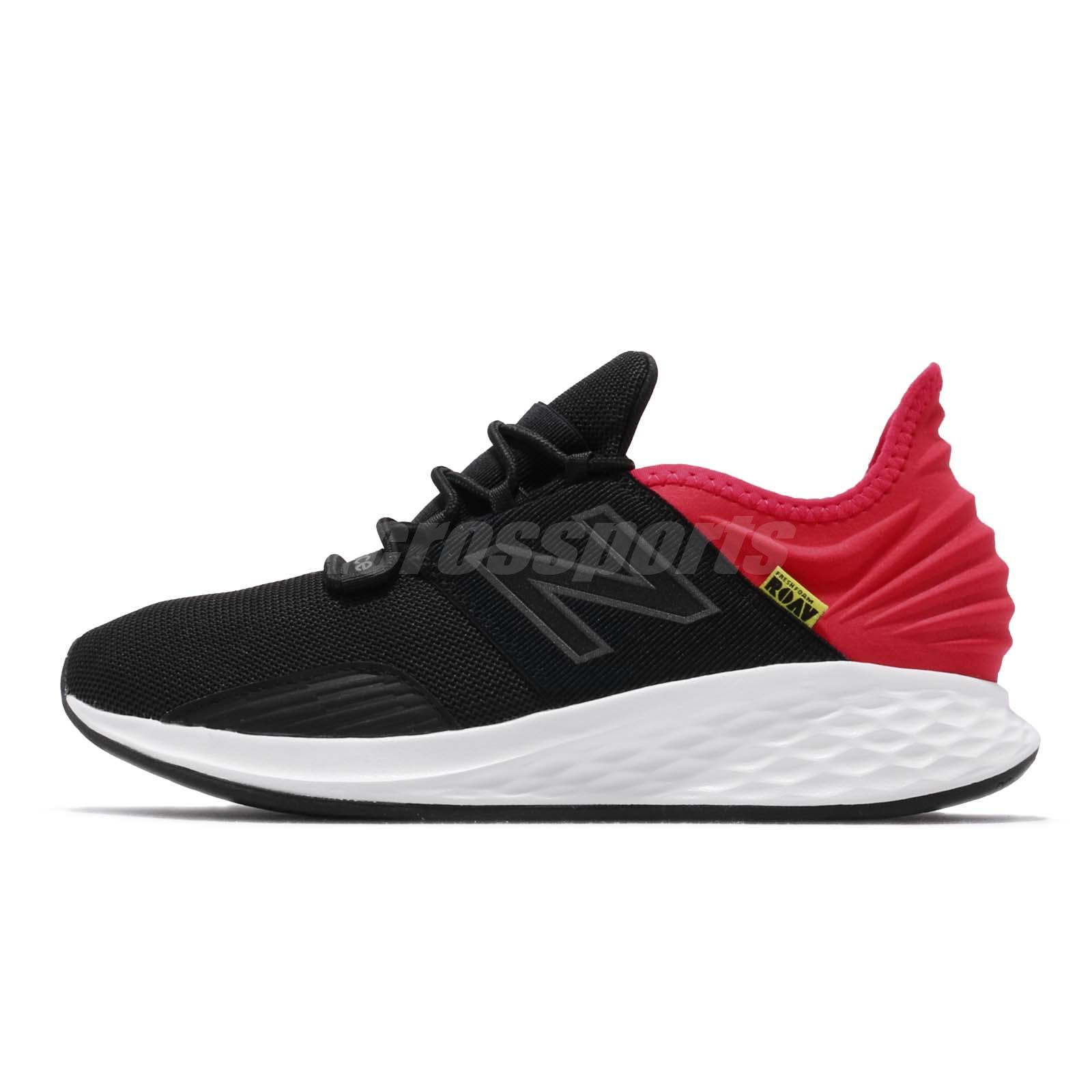 Red NB Mens Running Shoes MROAVLE