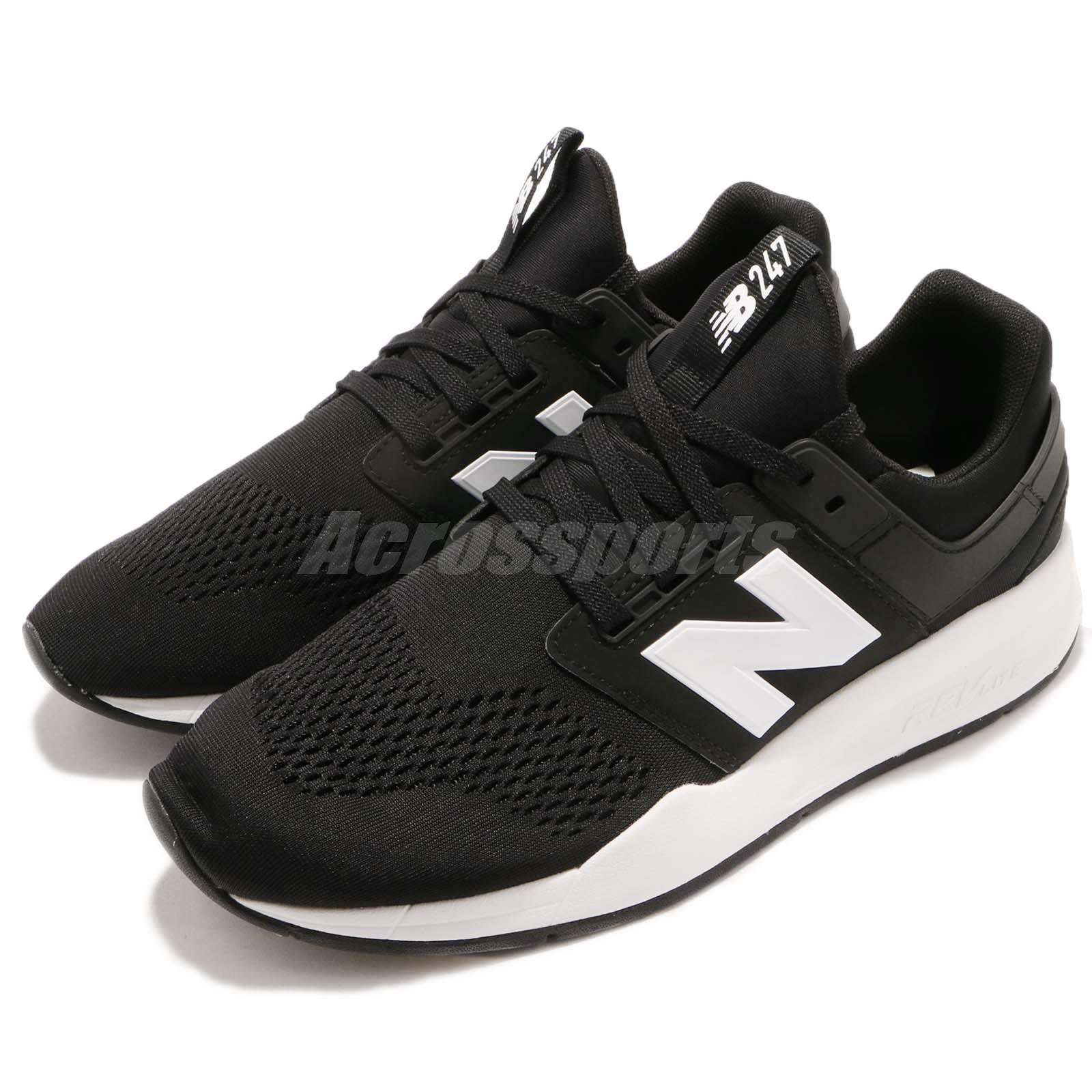New Balance MS247EB D Black White Men